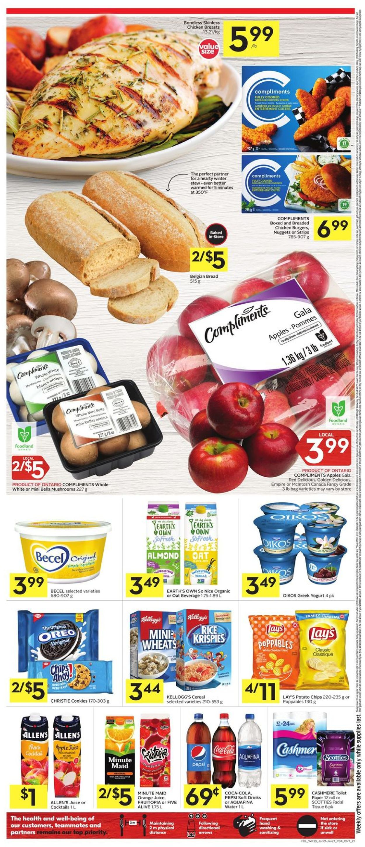 Foodland Flyer - 01/21-01/27/2021 (Page 9)