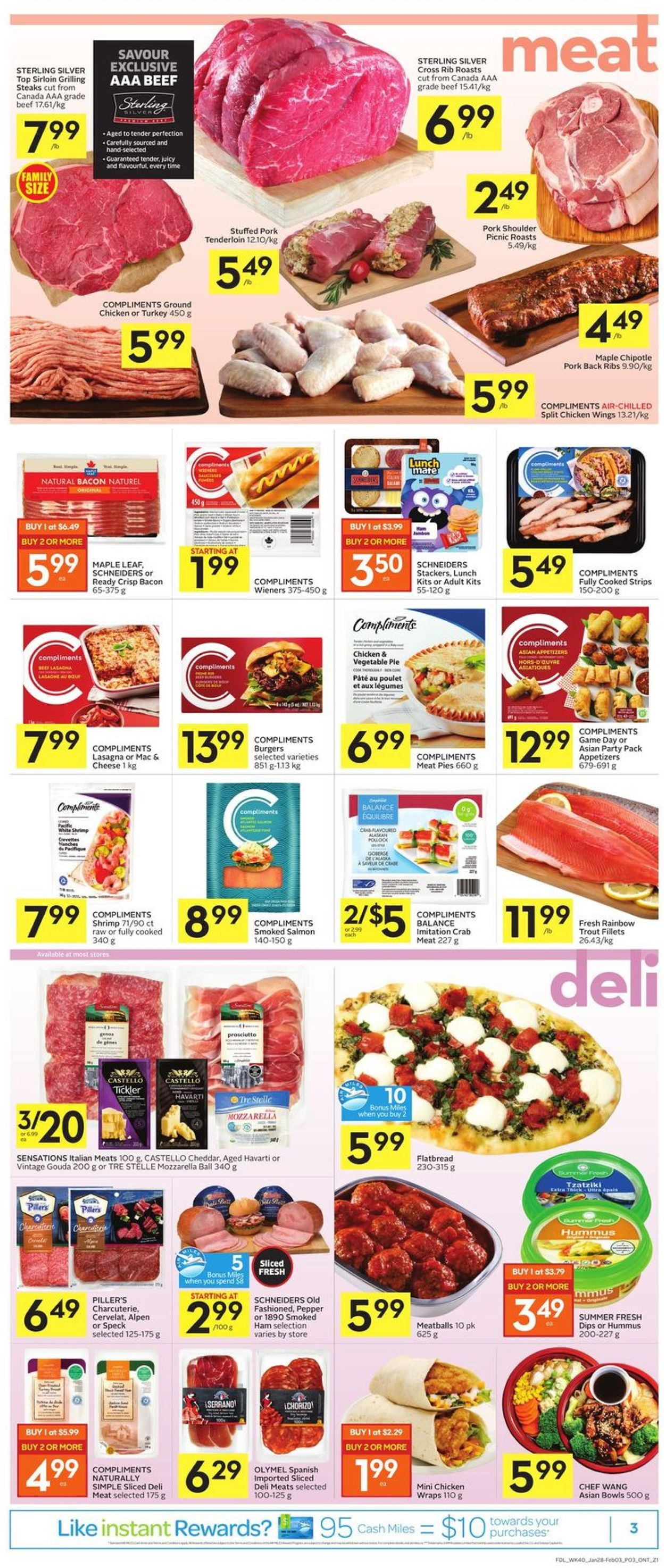 Foodland Flyer - 01/28-02/03/2021 (Page 3)