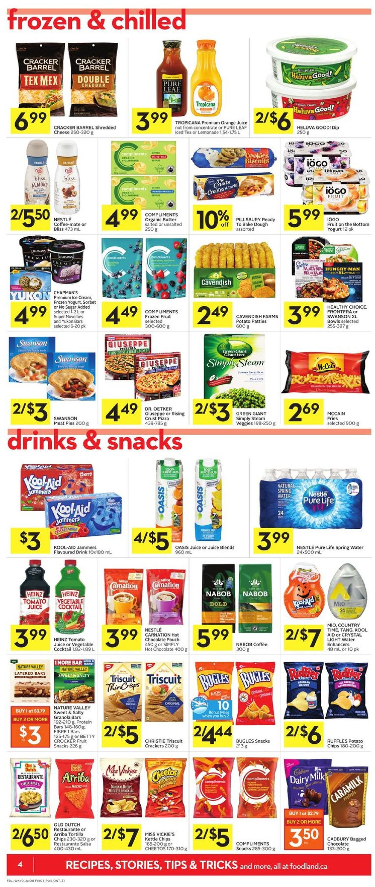 Foodland Flyer - 01/28-02/03/2021 (Page 4)