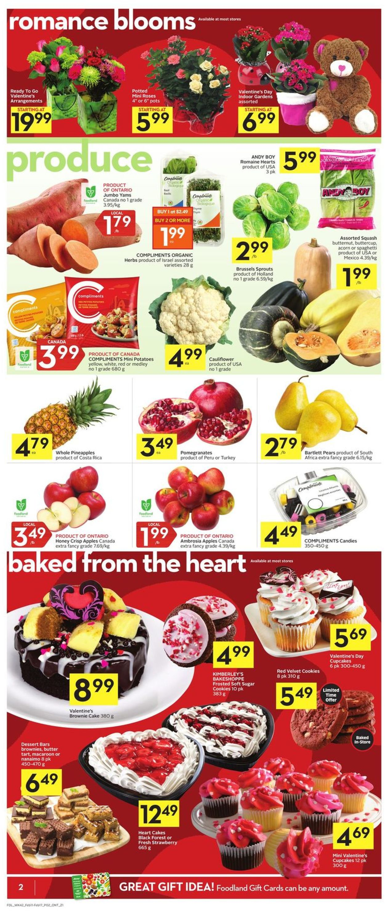 Foodland Flyer - 02/11-02/17/2021 (Page 2)