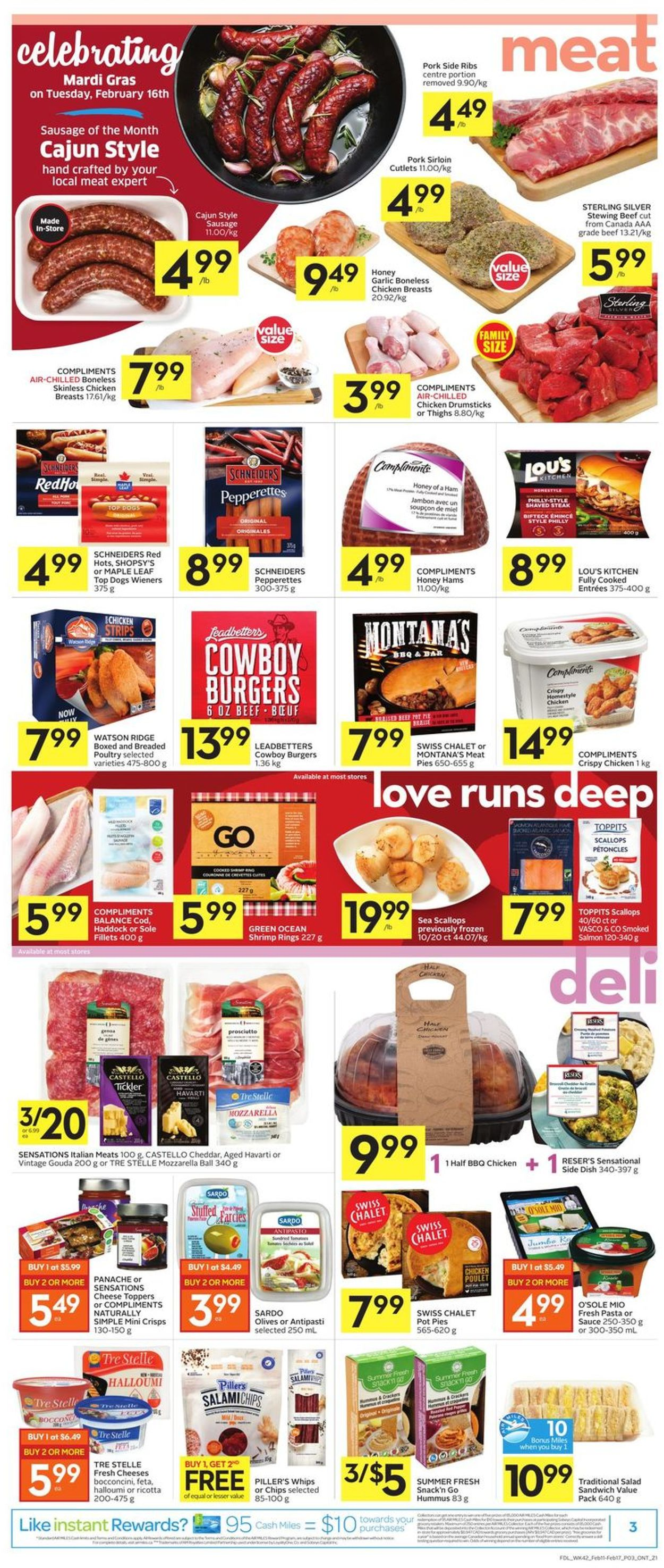 Foodland Flyer - 02/11-02/17/2021 (Page 3)