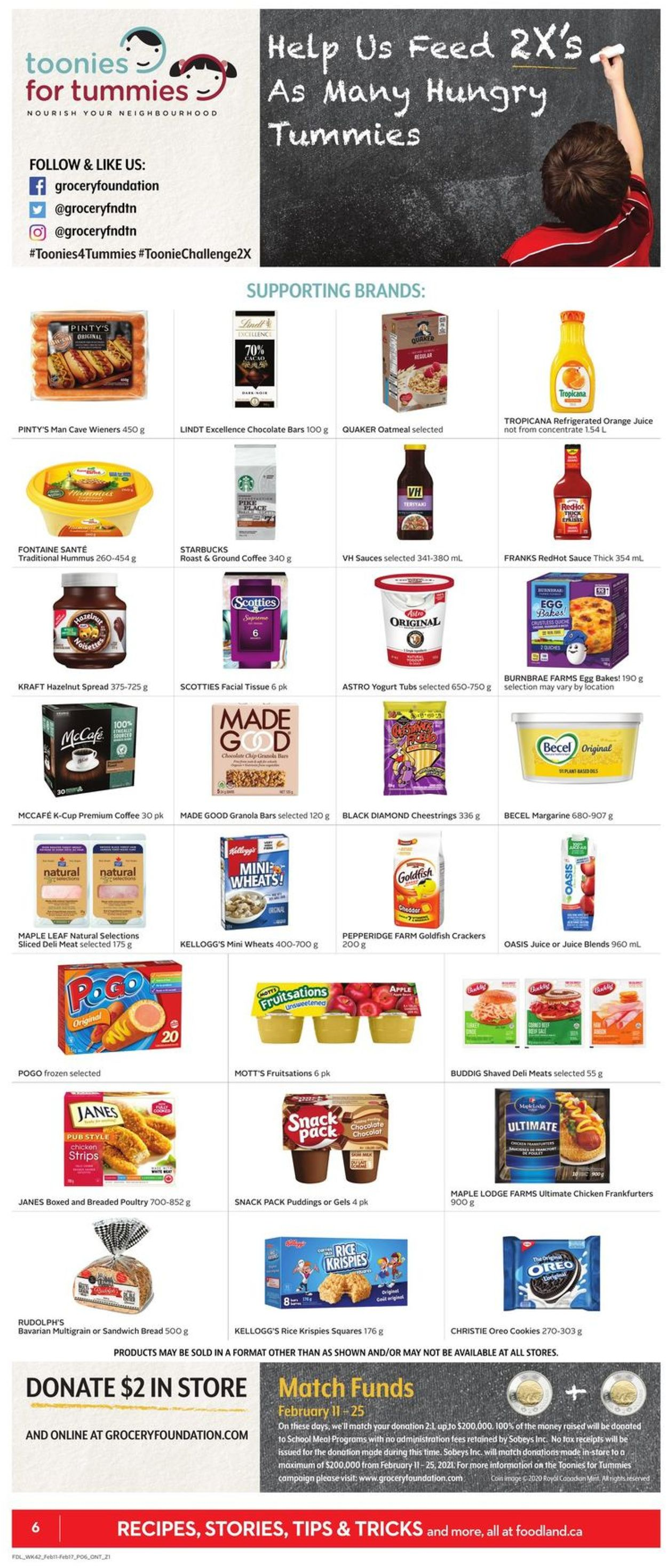 Foodland Flyer - 02/11-02/17/2021 (Page 8)