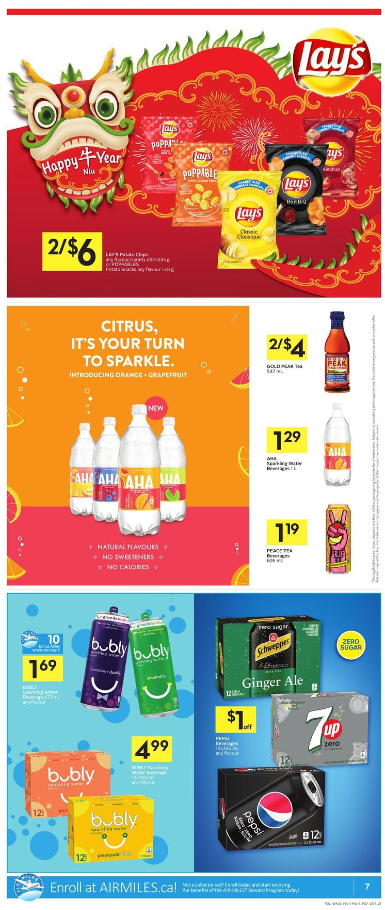 Foodland Flyer - 02/11-02/17/2021 (Page 9)