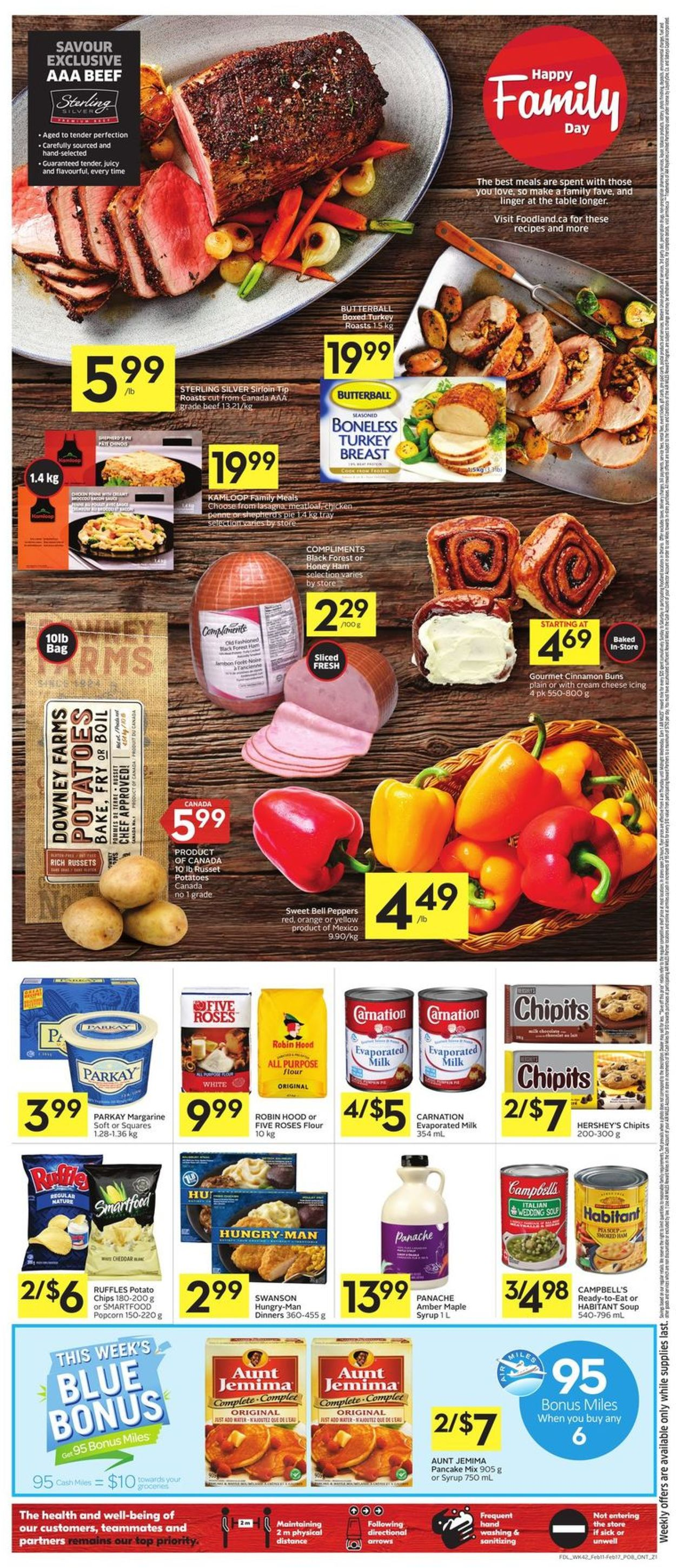Foodland Flyer - 02/11-02/17/2021 (Page 11)