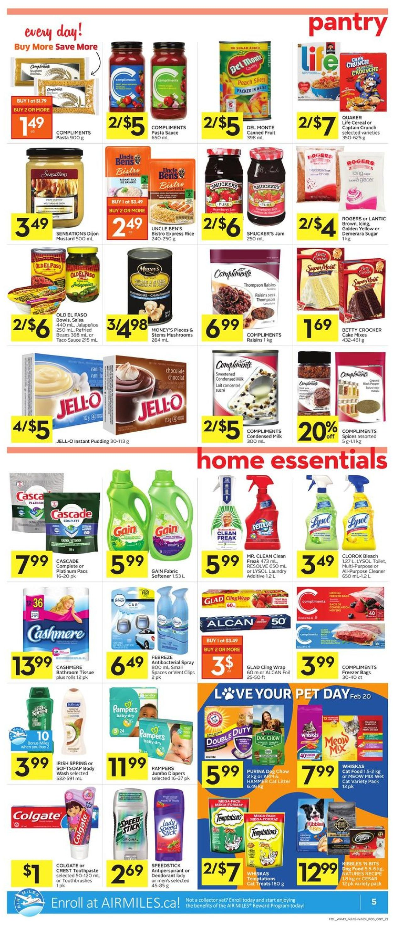Foodland Flyer - 02/18-02/24/2021 (Page 6)