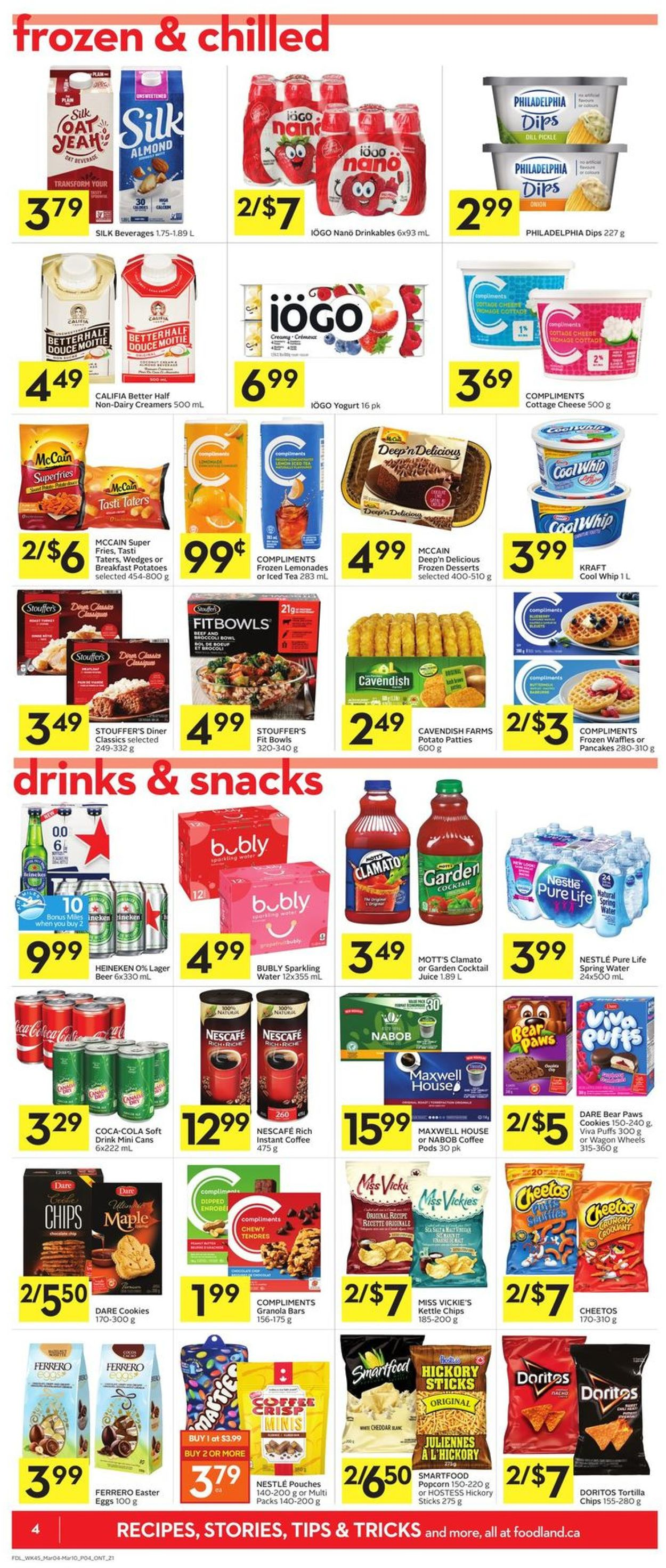 Foodland Flyer - 03/04-03/10/2021 (Page 4)