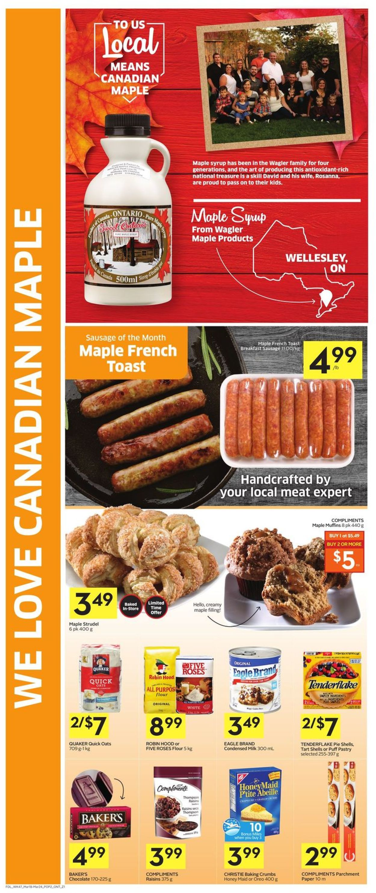 Foodland Flyer - 03/18-03/24/2021 (Page 3)