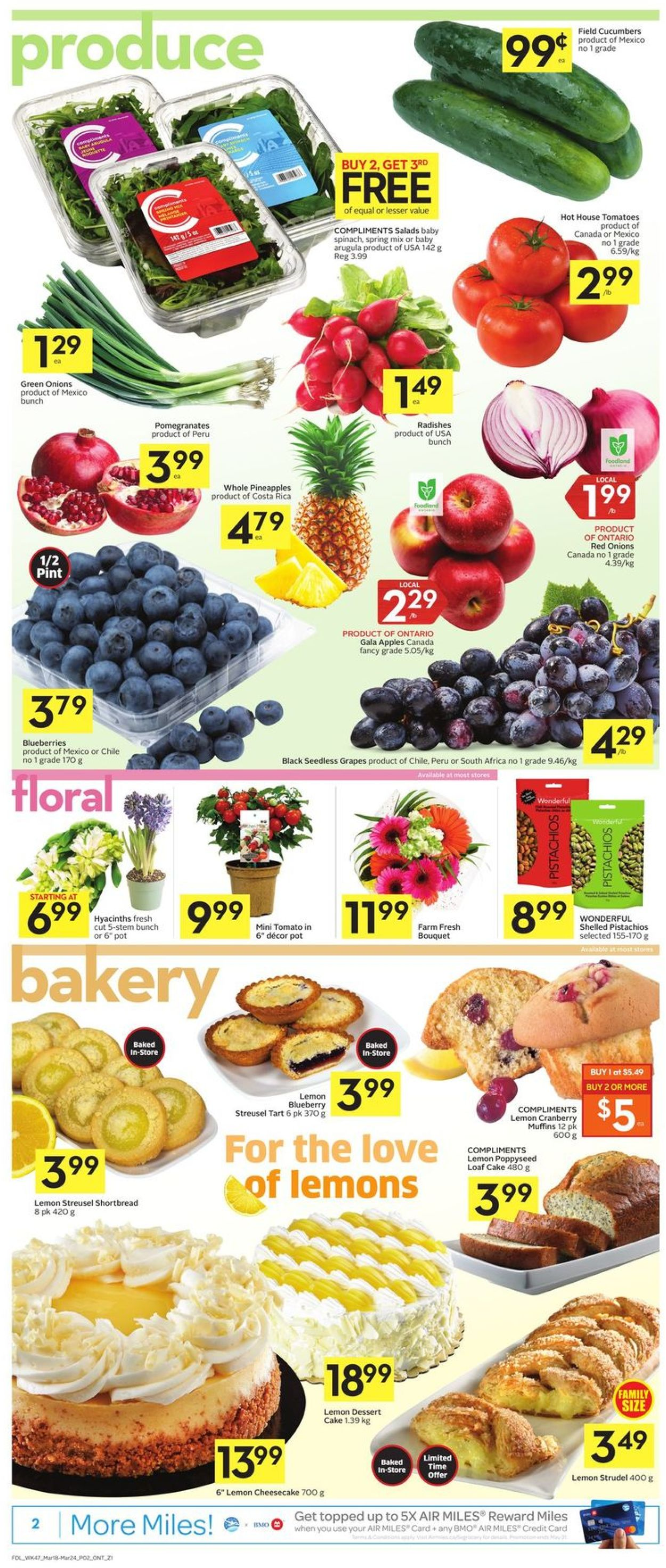 Foodland Flyer - 03/18-03/24/2021 (Page 4)