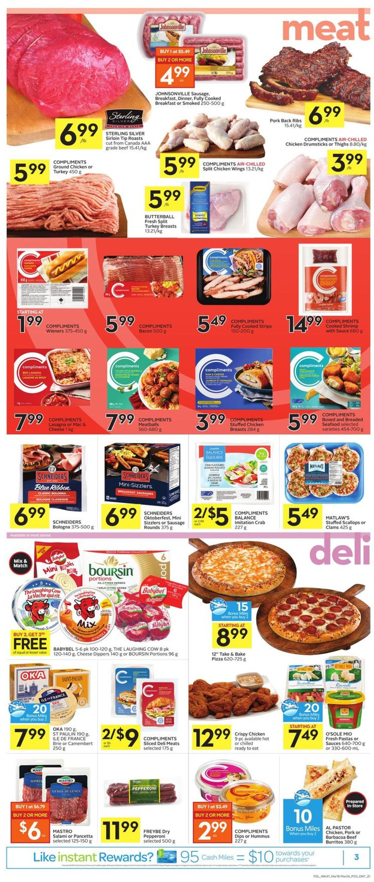 Foodland Flyer - 03/18-03/24/2021 (Page 6)