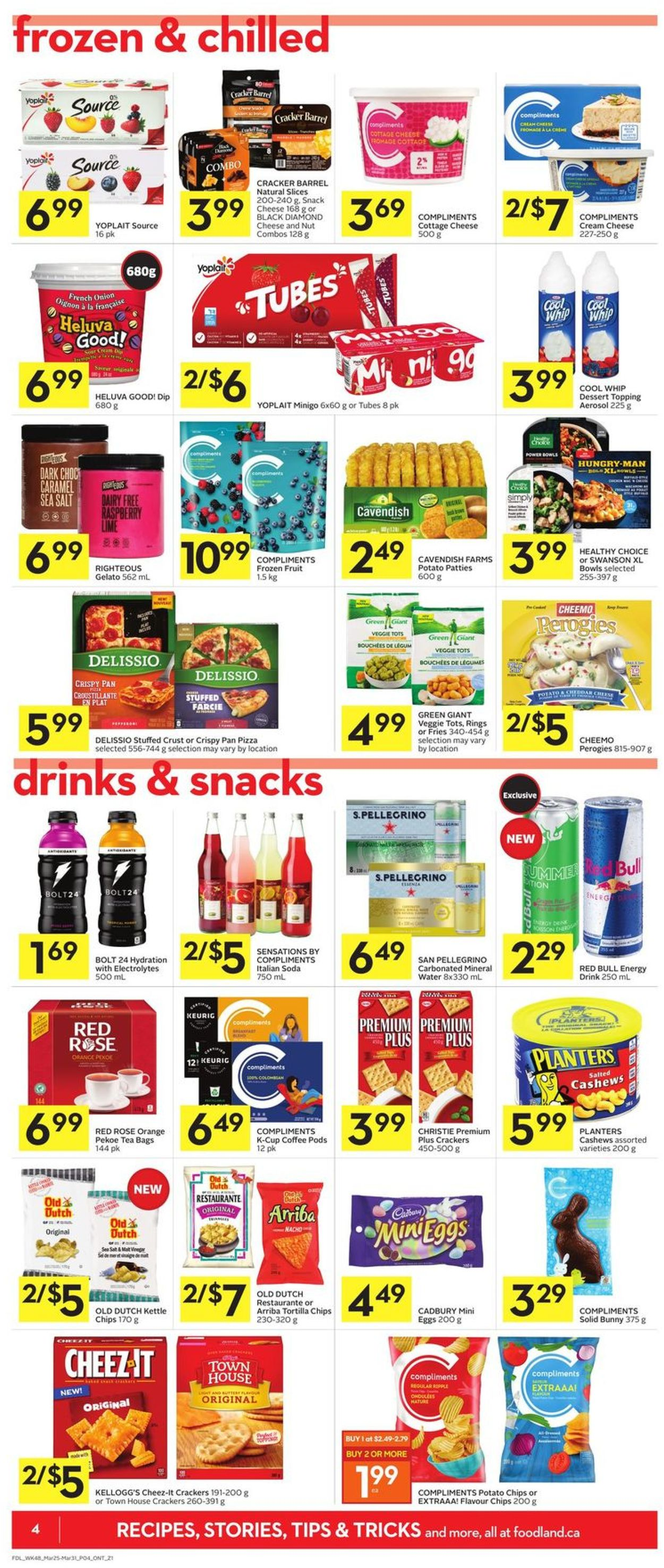 Foodland Flyer - 03/25-03/31/2021 (Page 8)