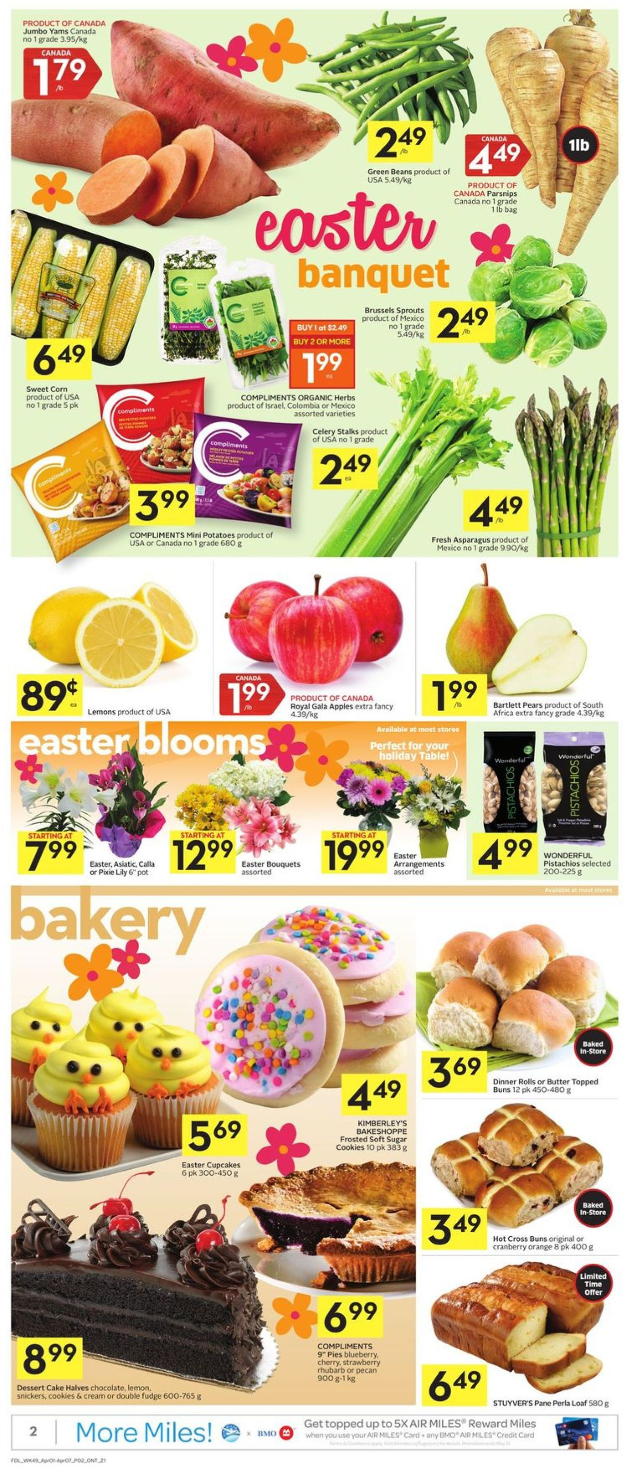 Foodland Flyer - 04/01-04/07/2021 (Page 2)