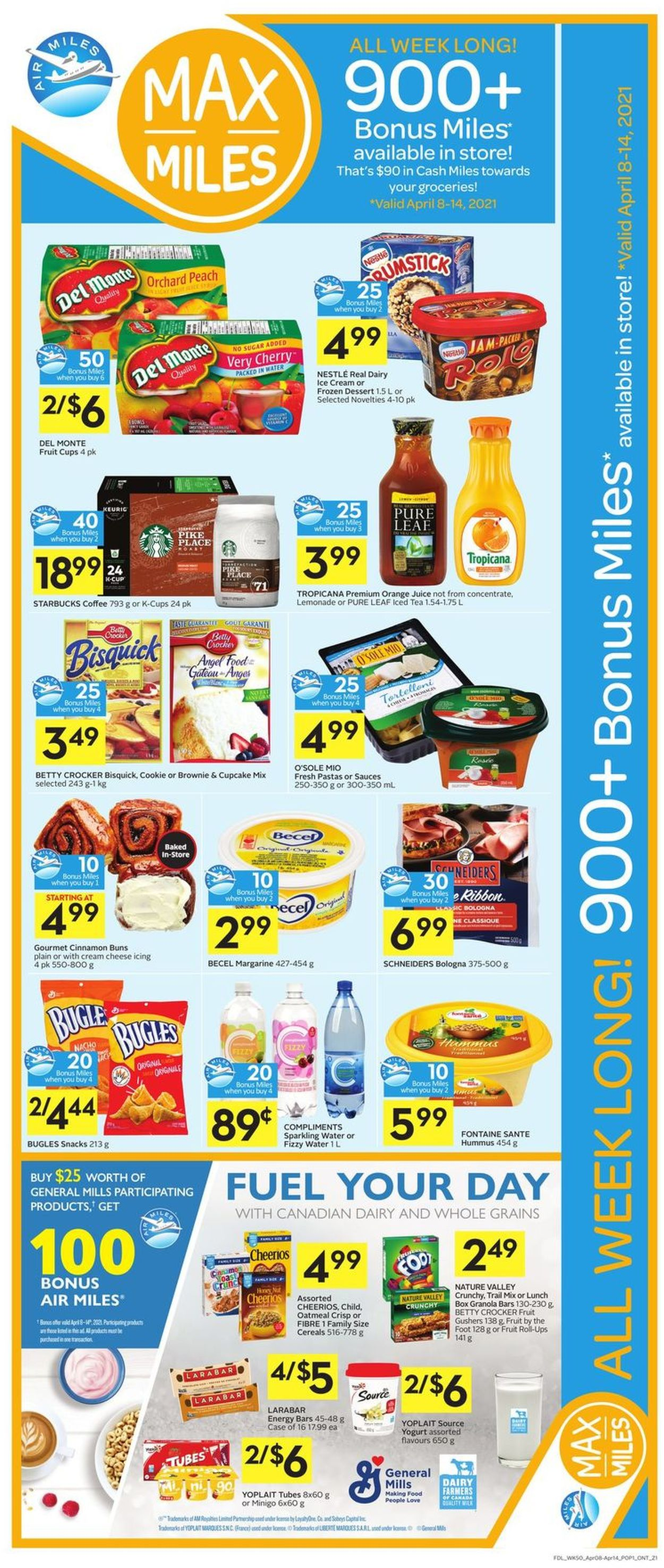 Foodland Flyer - 04/08-04/14/2021 (Page 2)