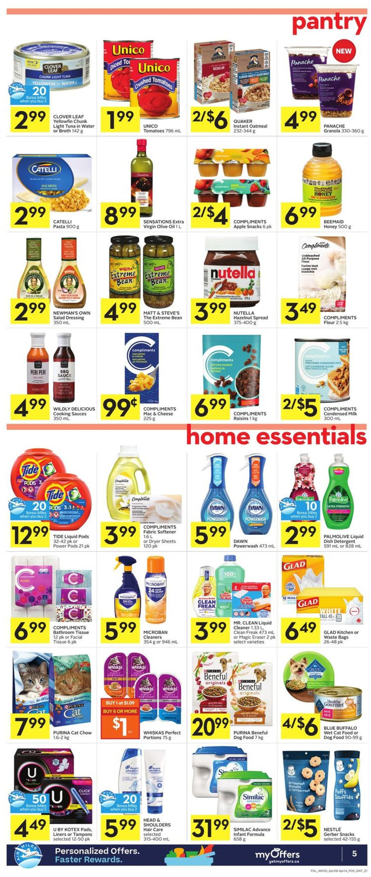 Foodland Flyer - 04/08-04/14/2021 (Page 9)