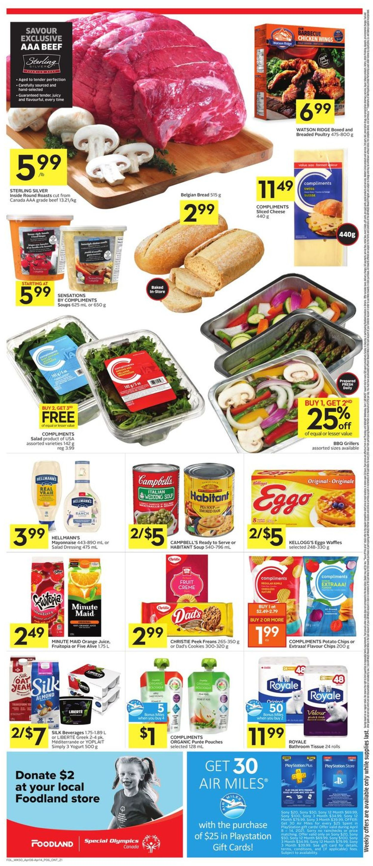 Foodland Flyer - 04/08-04/14/2021 (Page 10)