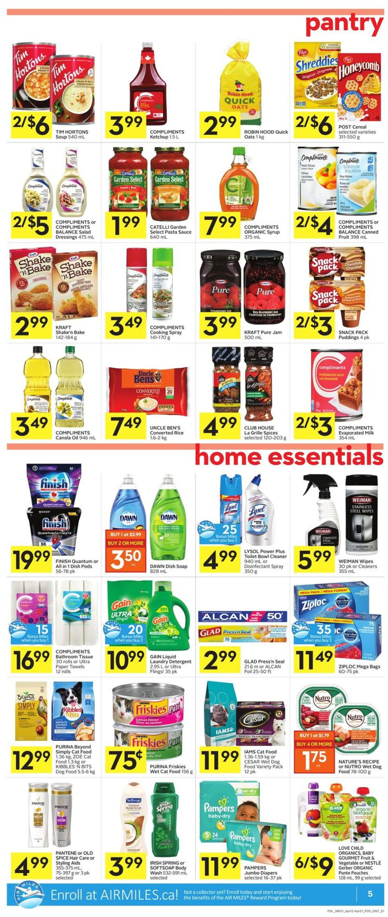 Foodland Flyer - 04/15-04/21/2021 (Page 6)