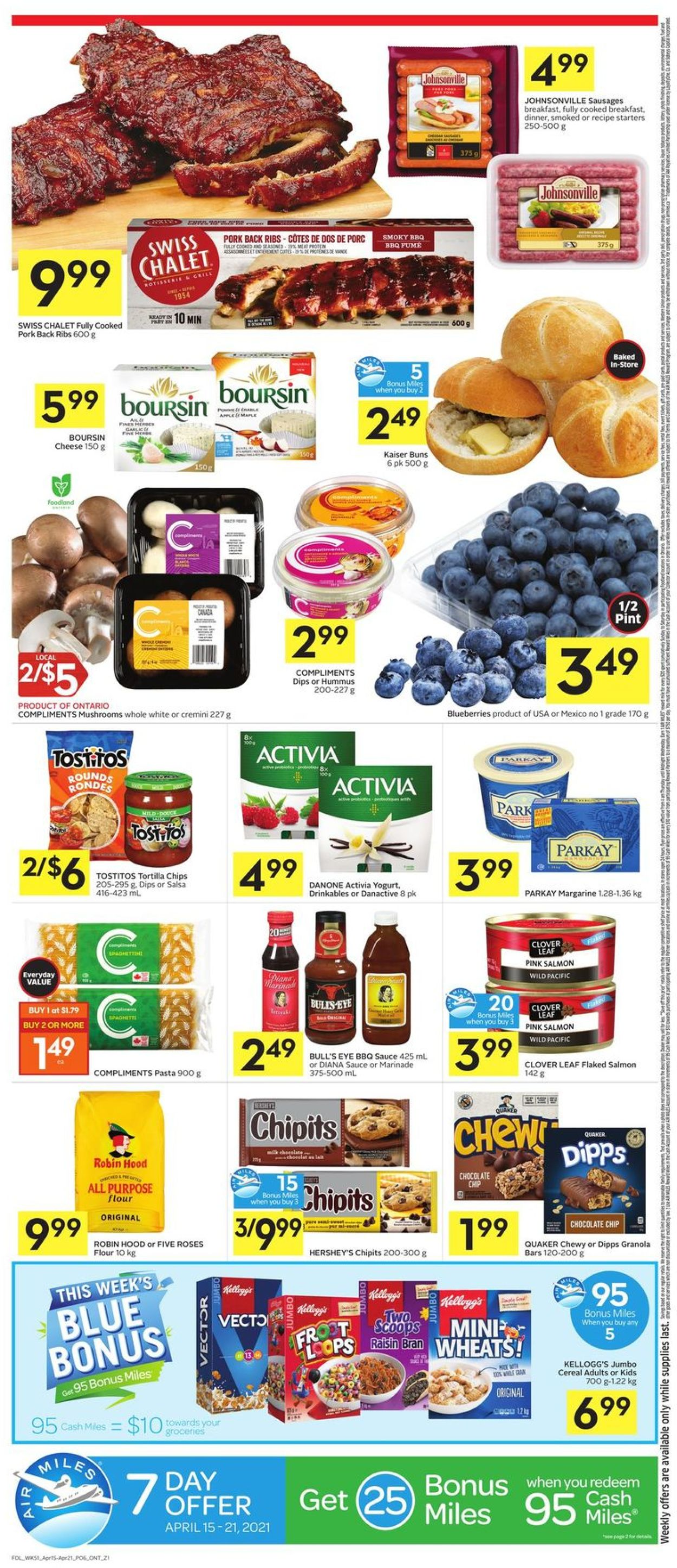 Foodland Flyer - 04/15-04/21/2021 (Page 8)