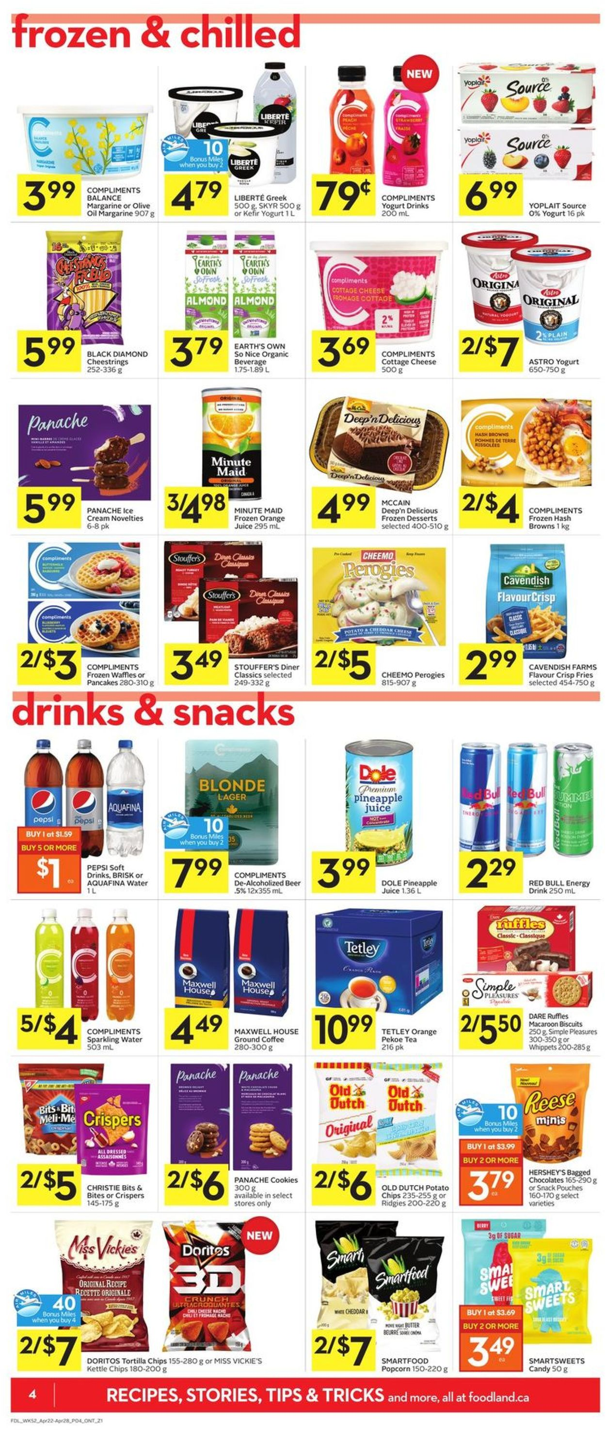 Foodland Flyer - 04/22-04/28/2021 (Page 5)
