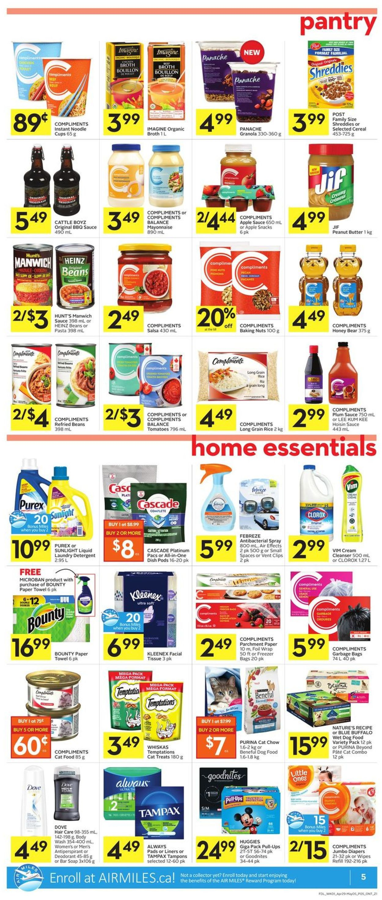 Foodland Flyer - 04/29-05/05/2021 (Page 6)
