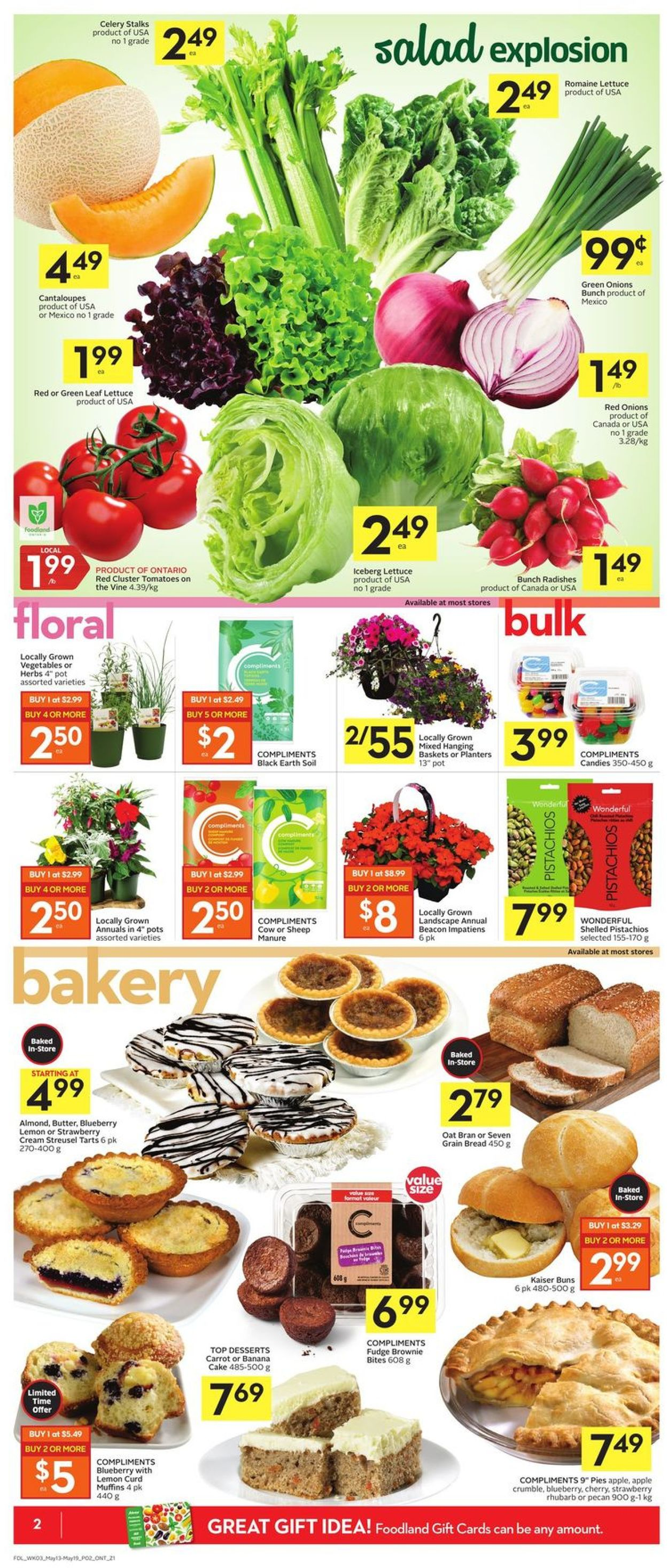 Foodland Flyer - 05/13-05/19/2021 (Page 2)