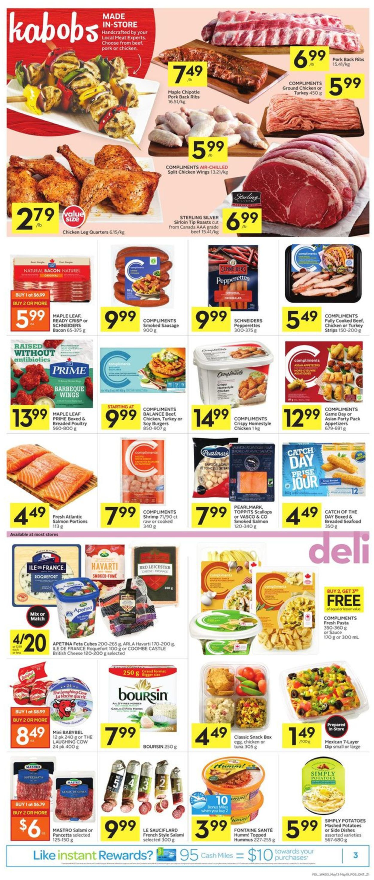 Foodland Flyer - 05/13-05/19/2021 (Page 3)