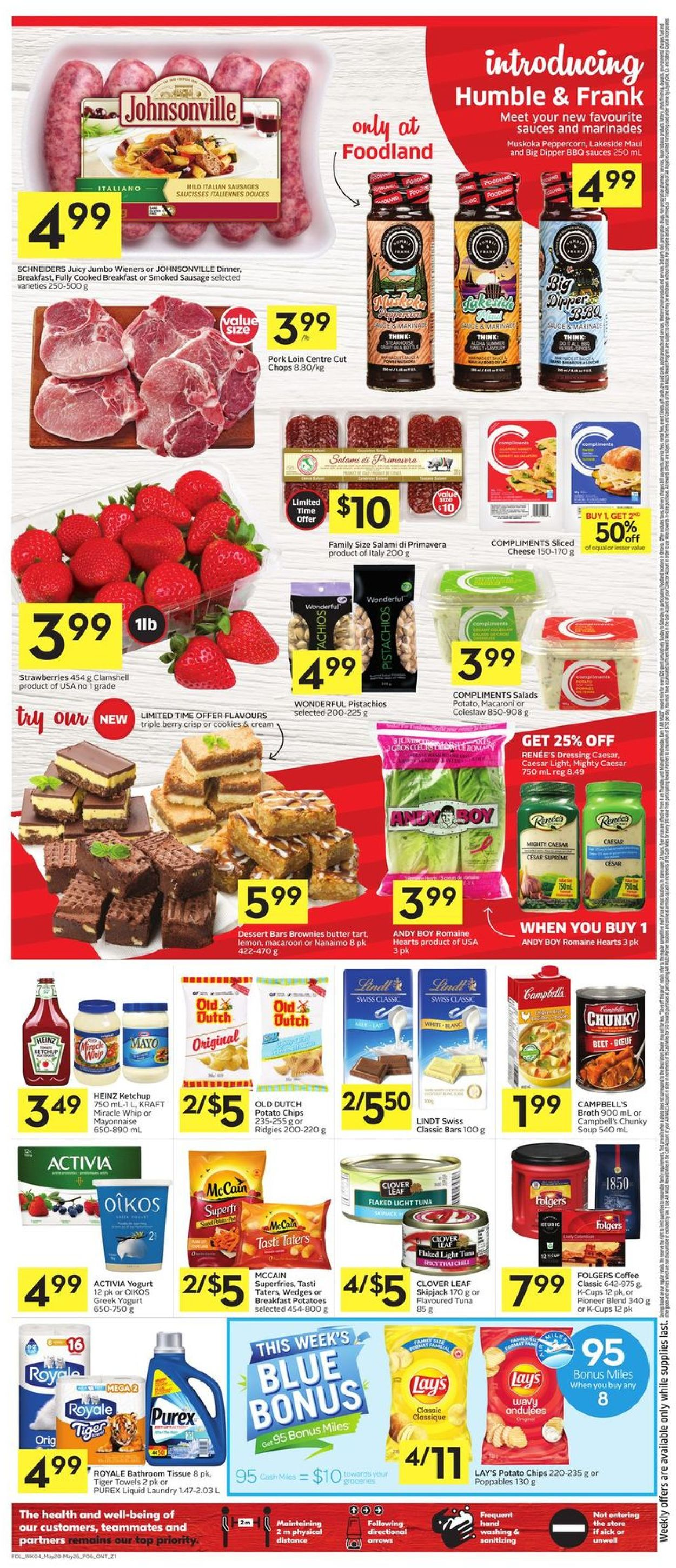 Foodland Flyer - 05/20-05/26/2021 (Page 8)