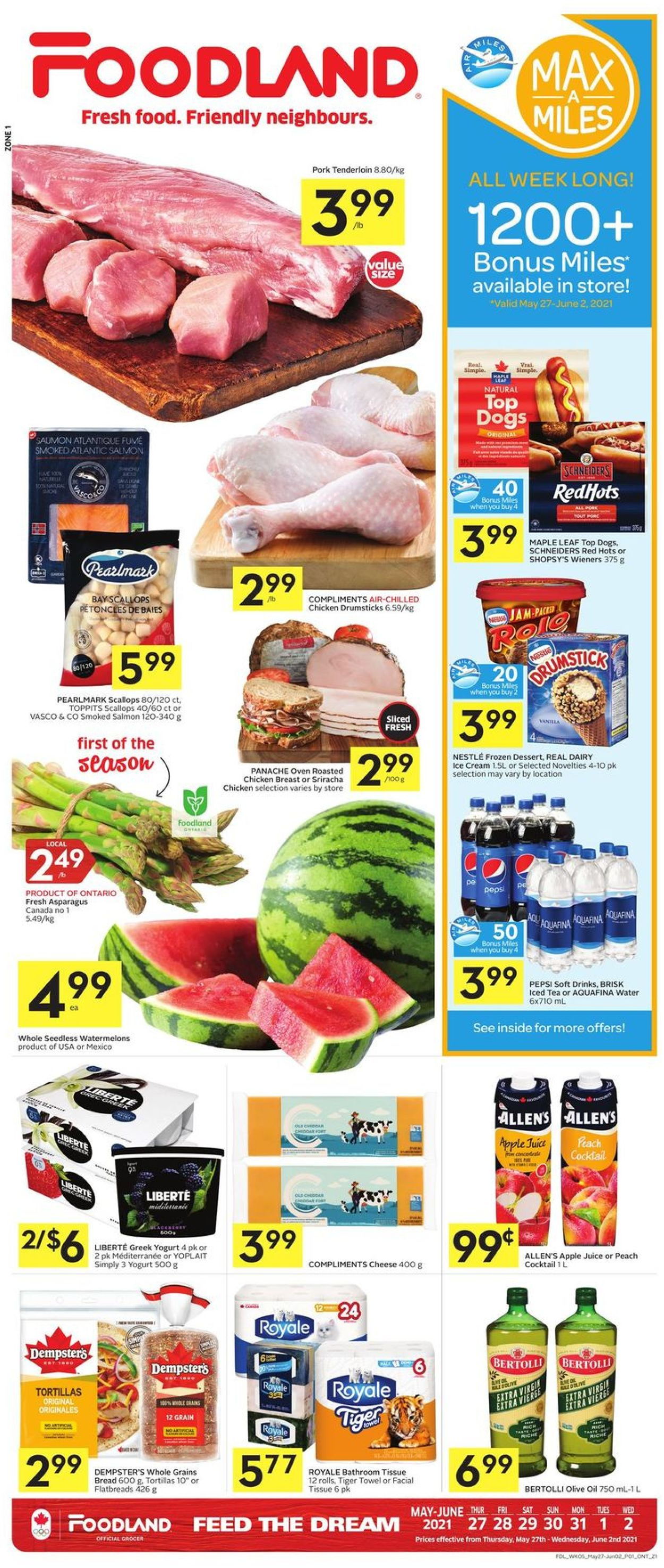 Foodland Flyer - 05/27-06/02/2021 (Page 3)