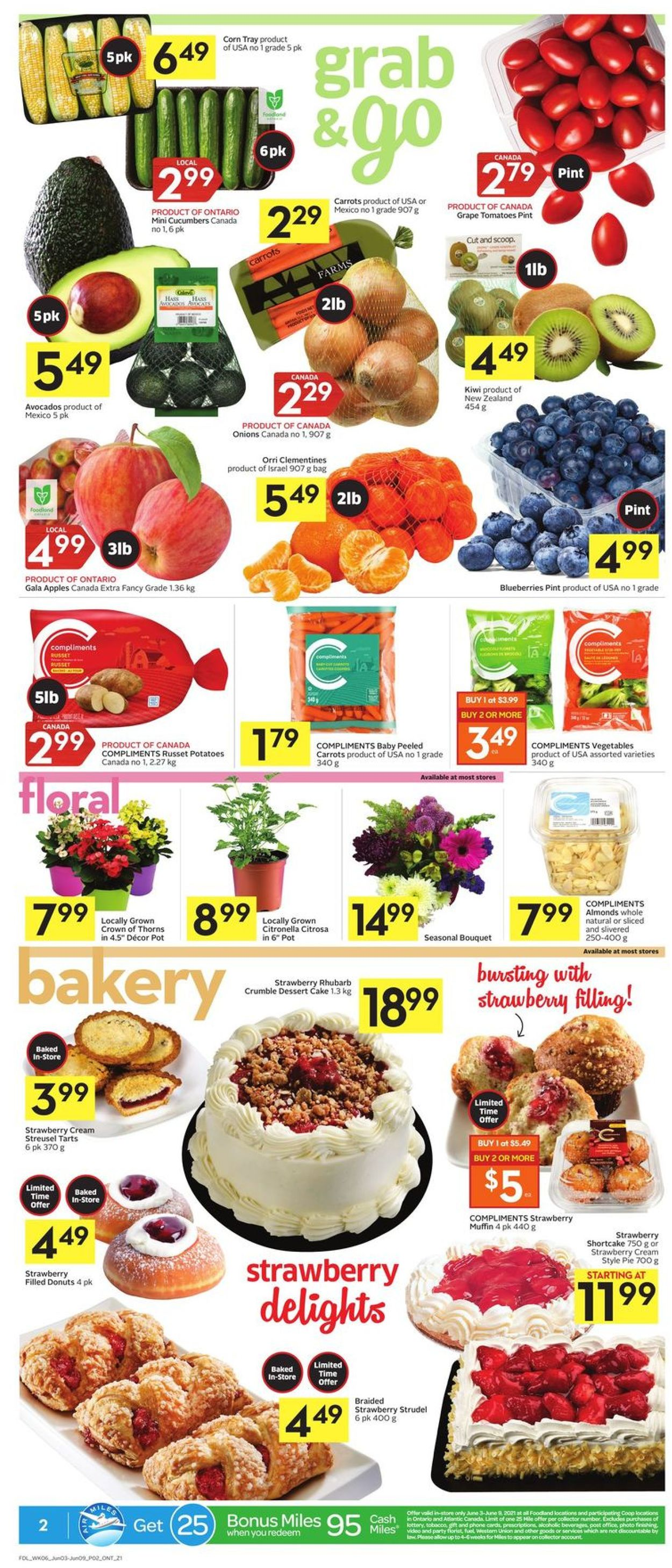 Foodland Flyer - 06/03-06/09/2021 (Page 2)