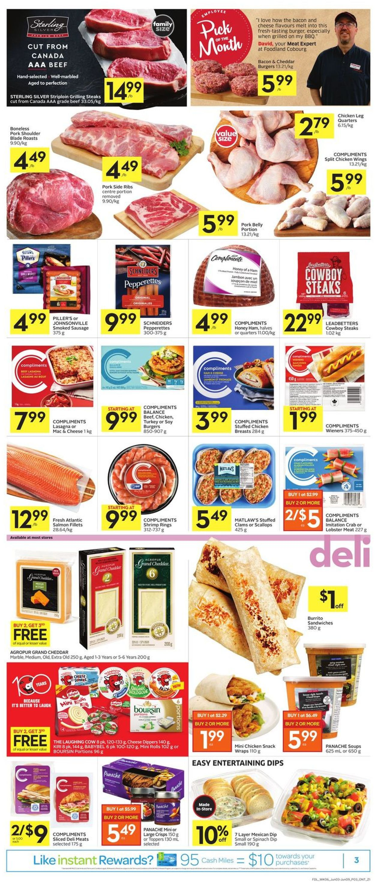 Foodland Flyer - 06/03-06/09/2021 (Page 3)