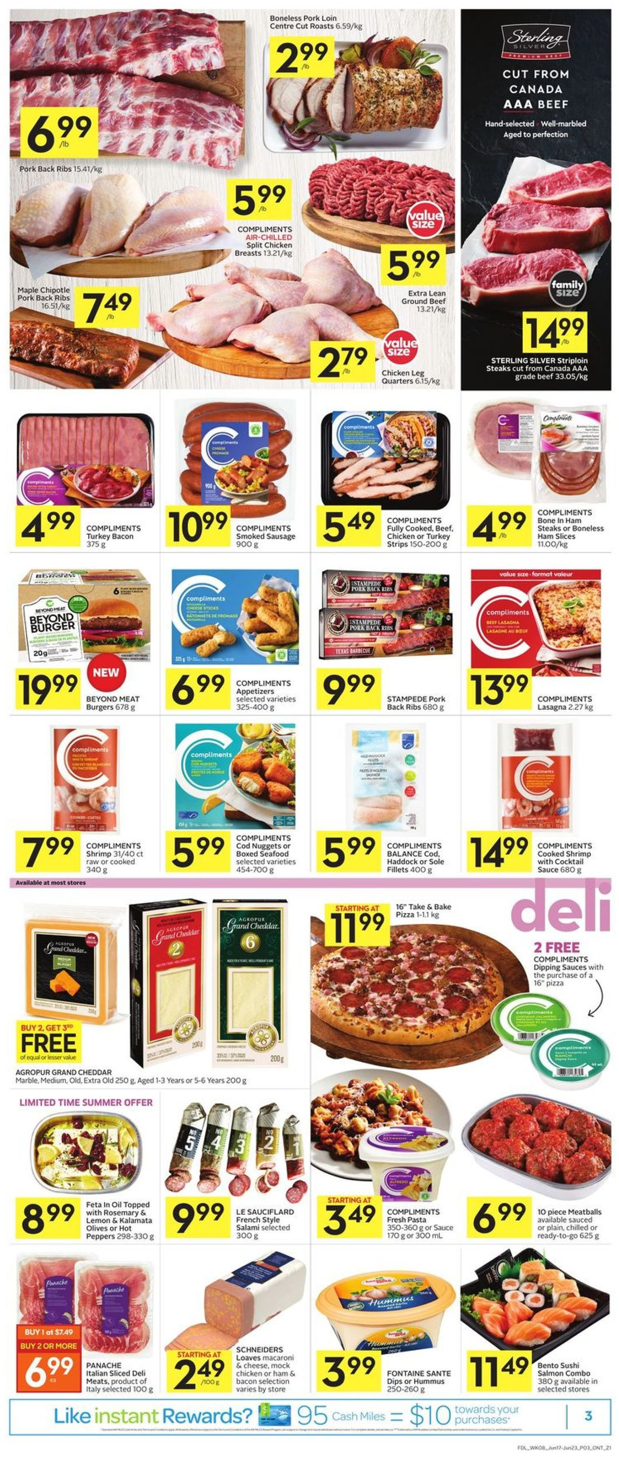 Foodland Flyer - 06/17-06/23/2021 (Page 3)