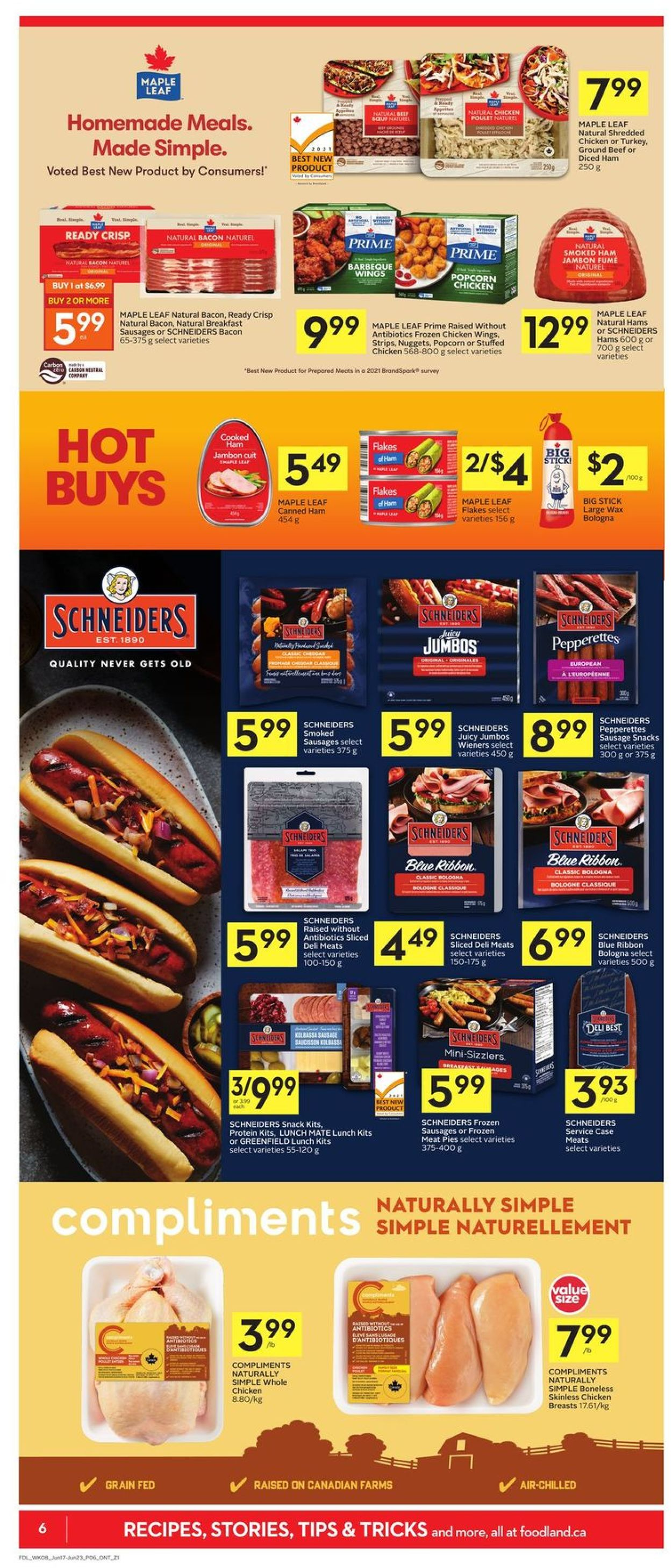 Foodland Flyer - 06/17-06/23/2021 (Page 7)