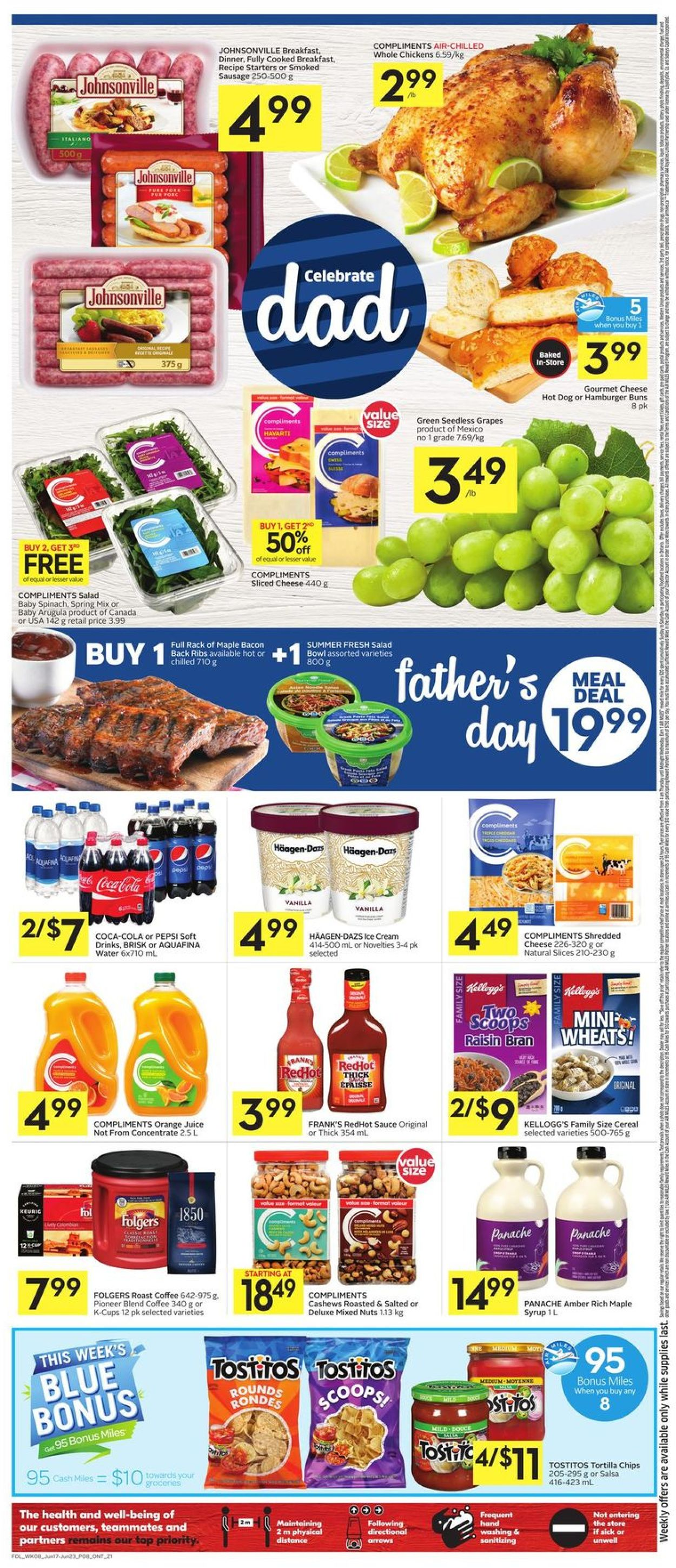 Foodland Flyer - 06/17-06/23/2021 (Page 9)