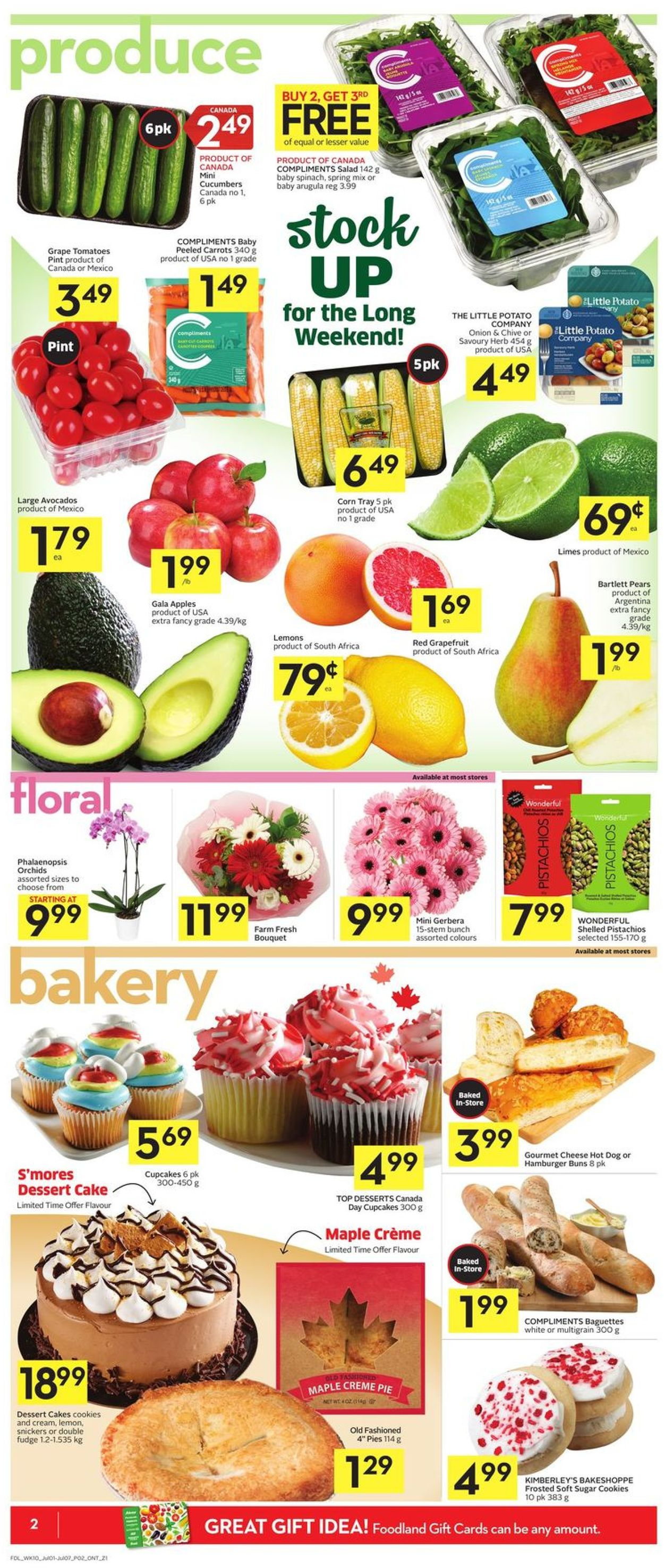 Foodland Flyer - 07/01-07/07/2021 (Page 4)