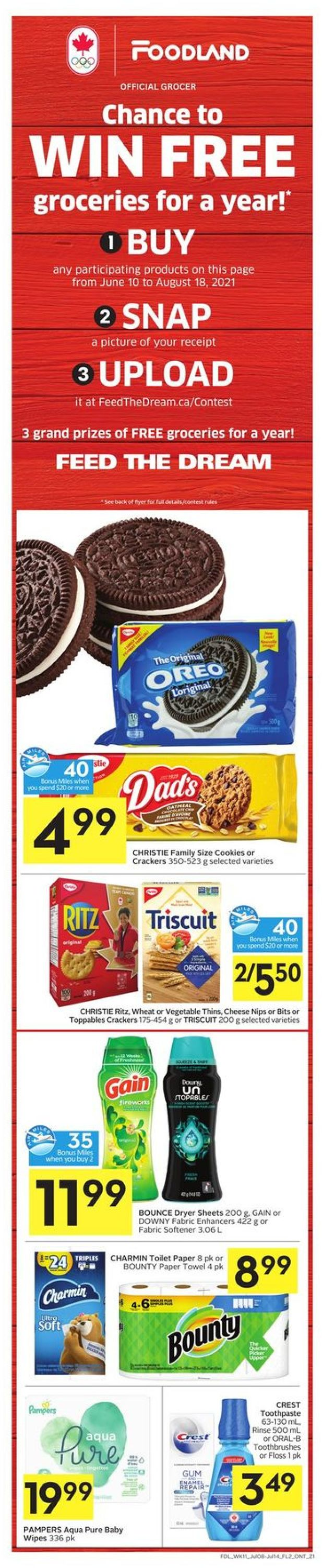 Foodland Flyer - 07/08-07/14/2021 (Page 3)