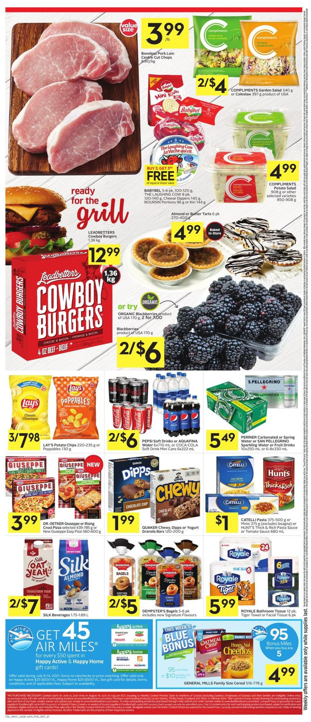Foodland Flyer - 07/08-07/14/2021 (Page 9)