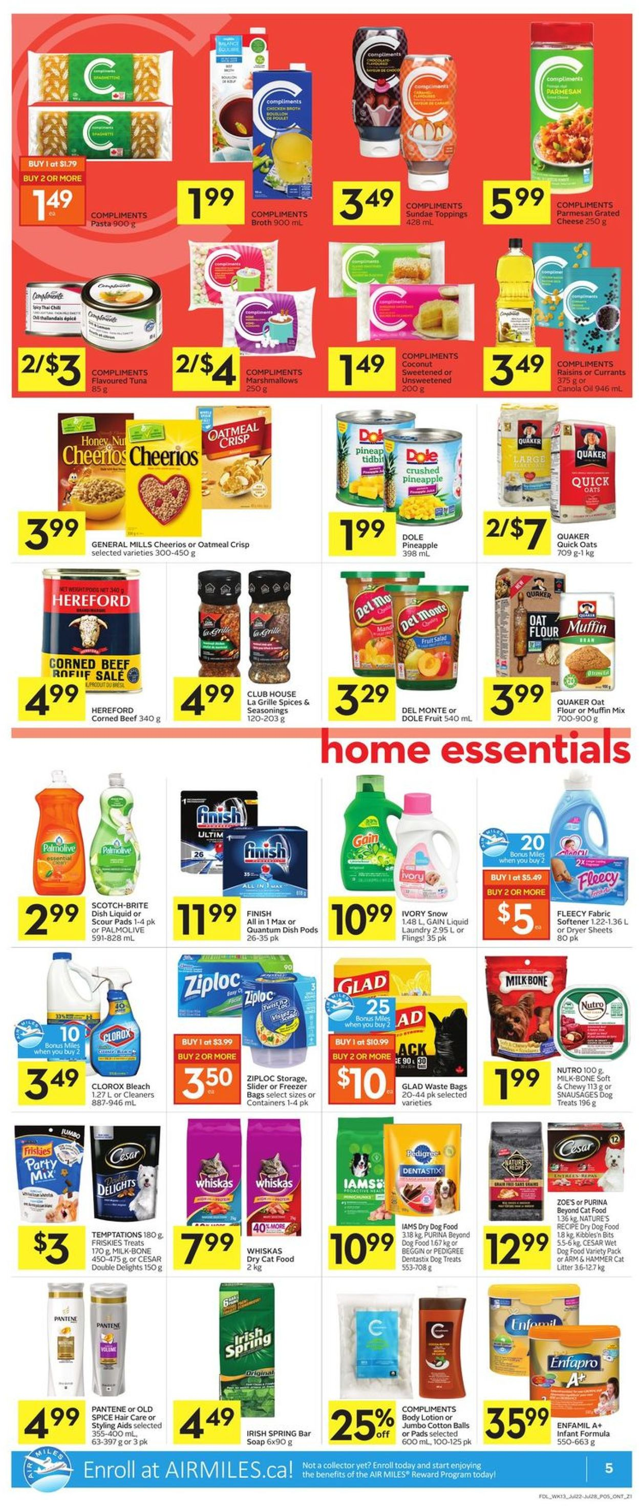 Foodland Flyer - 07/22-07/28/2021 (Page 8)