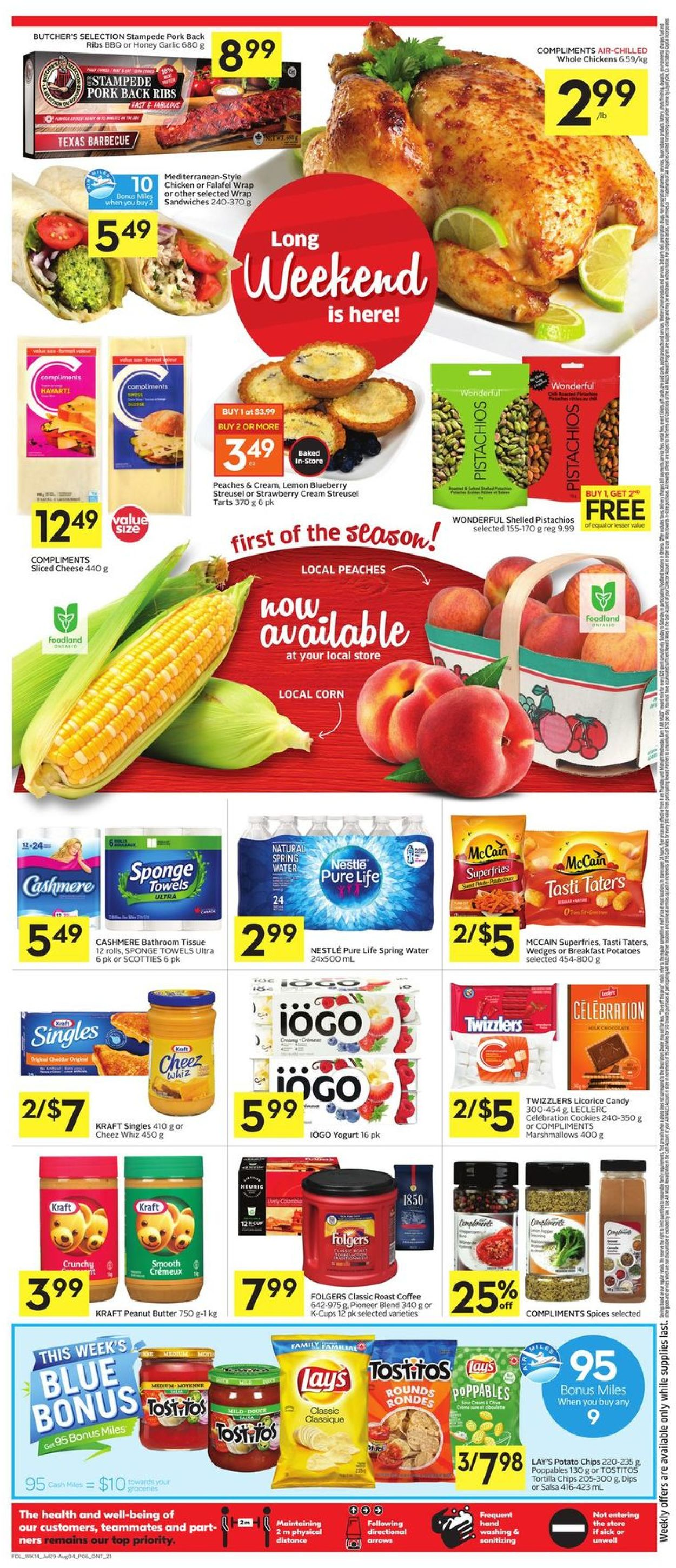 Foodland Flyer - 07/29-08/04/2021 (Page 7)