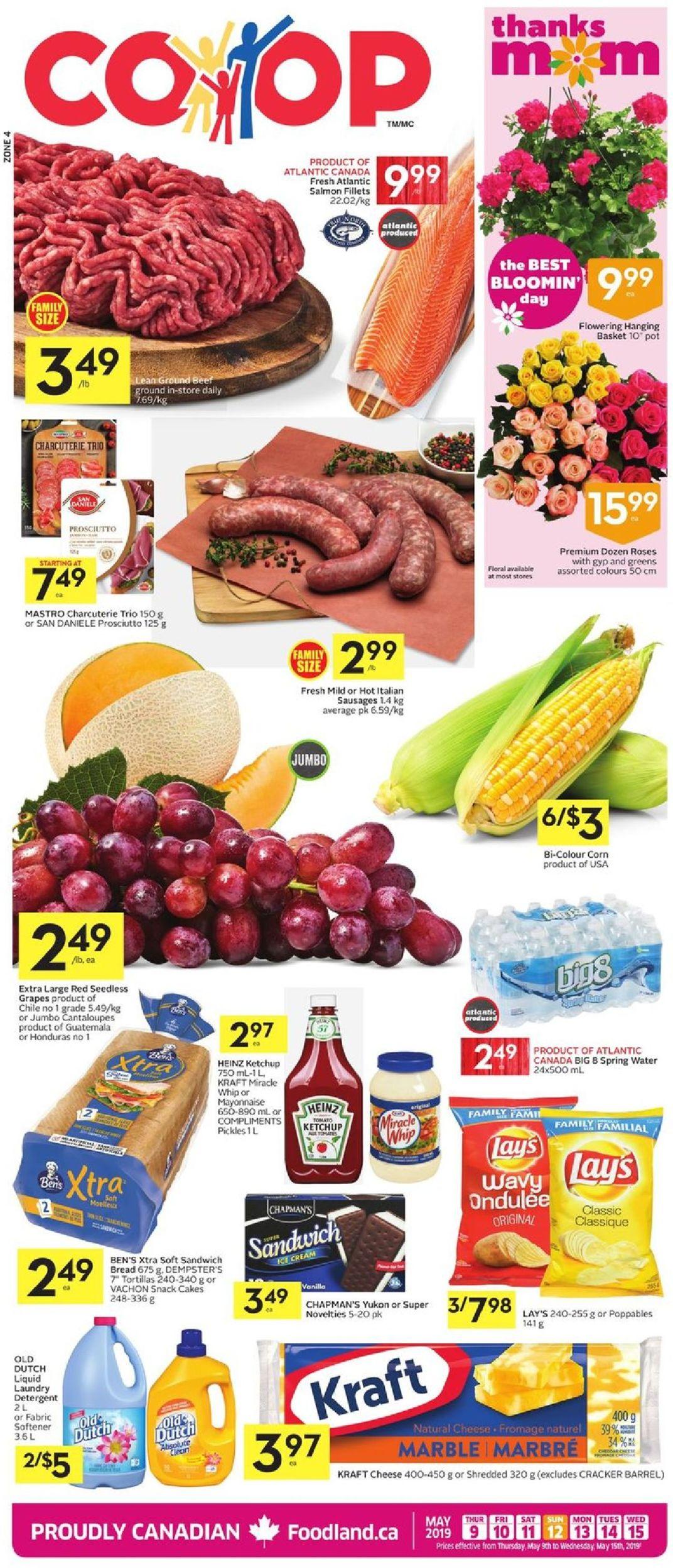 Foodland Flyer - 05/09-05/15/2019