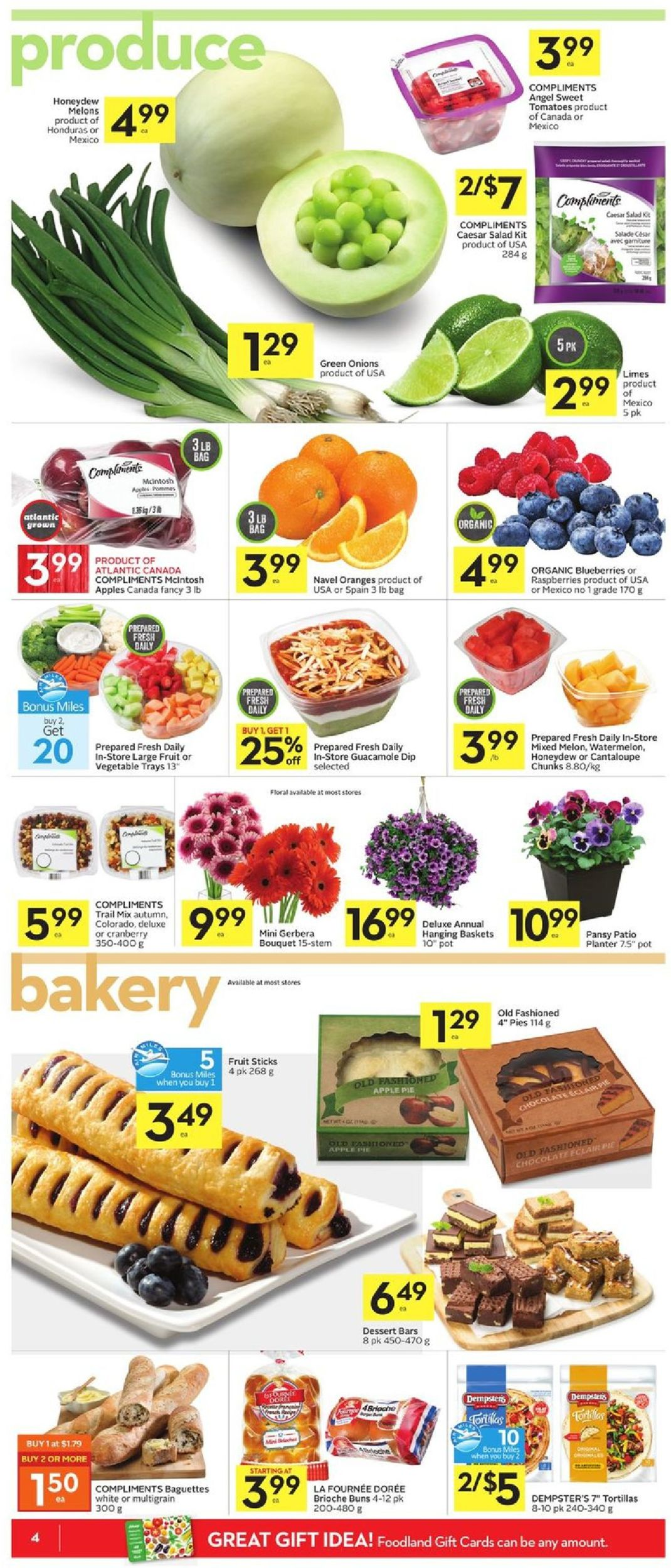 Foodland Flyer - 05/16-05/22/2019 (Page 4)