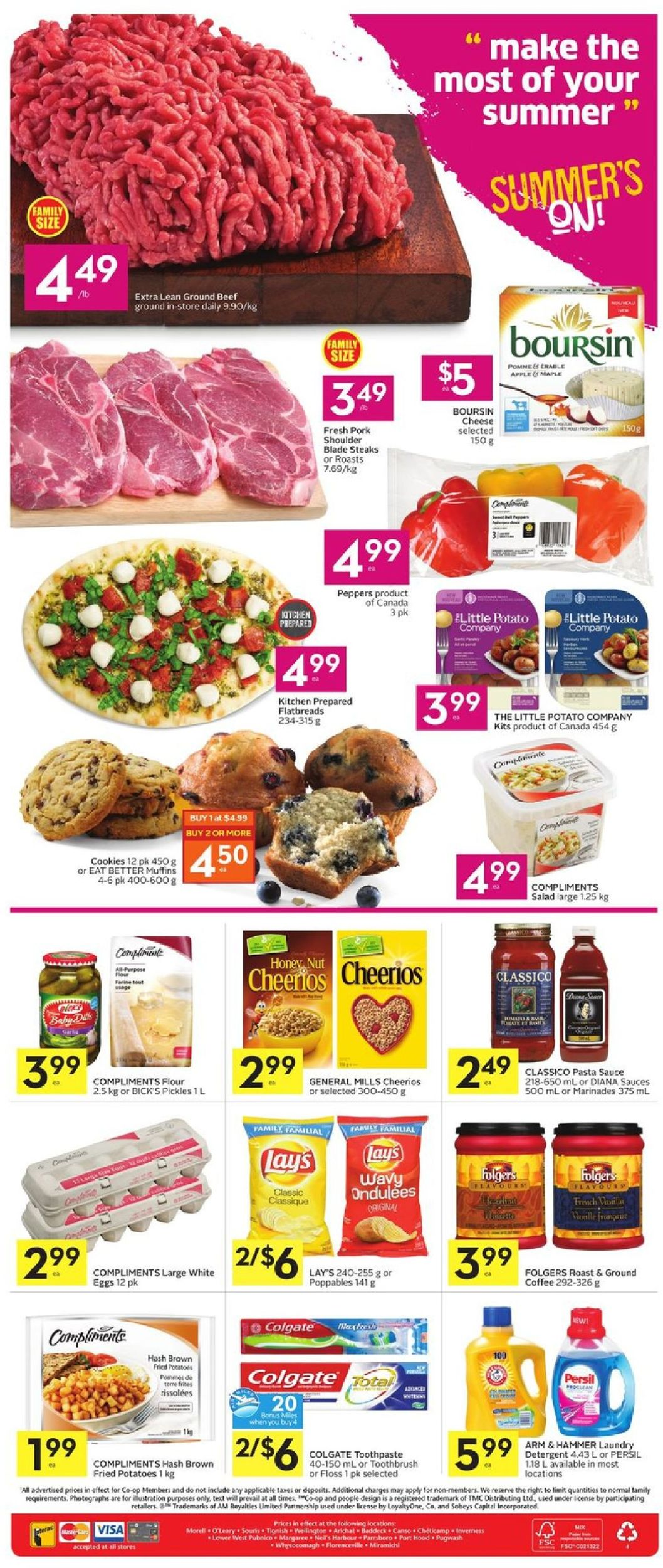 Foodland Flyer - 05/16-05/22/2019 (Page 8)