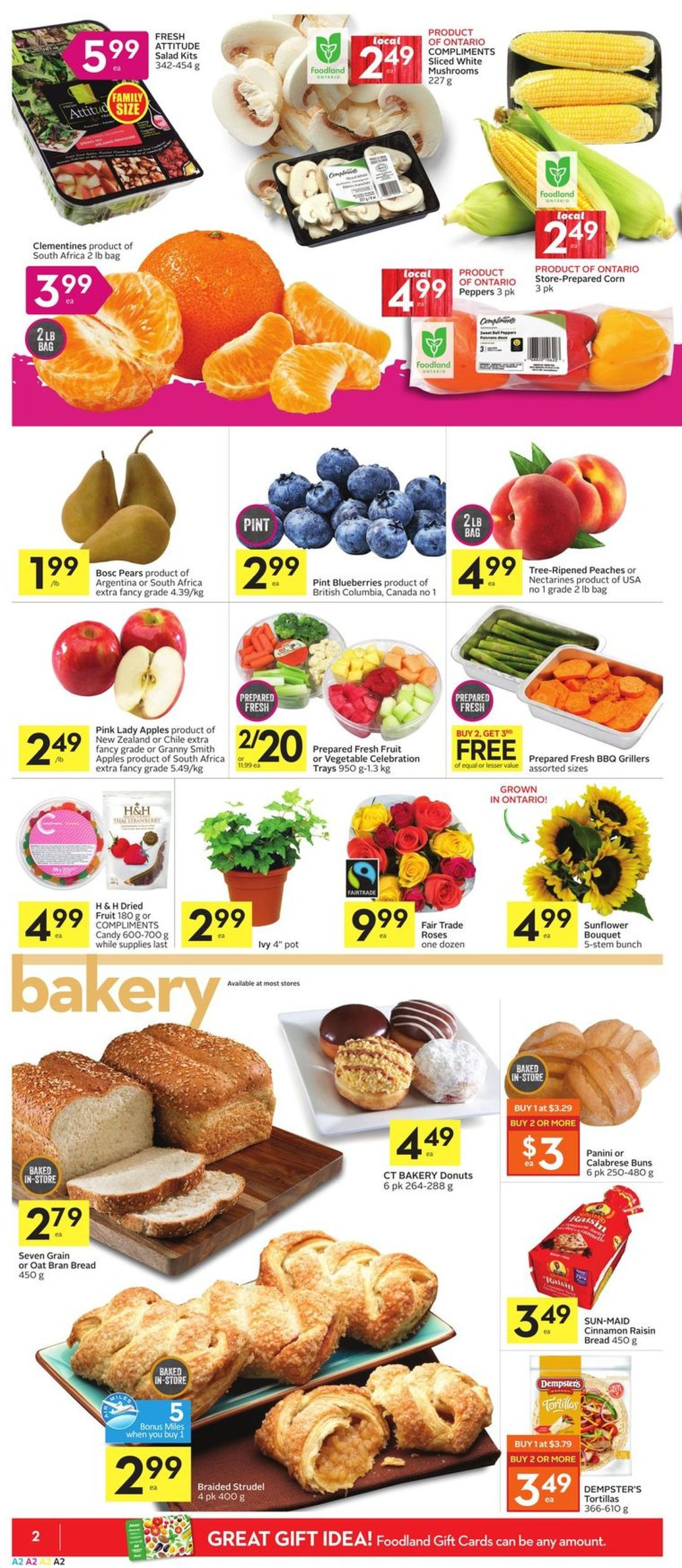 Foodland Flyer - 07/18-07/24/2019 (Page 2)