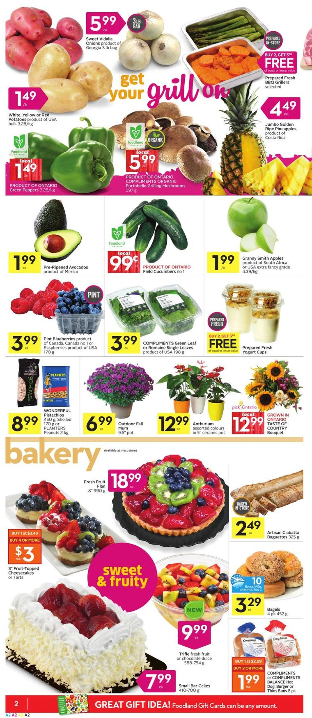 Foodland Flyer - 08/15-08/21/2019 (Page 2)