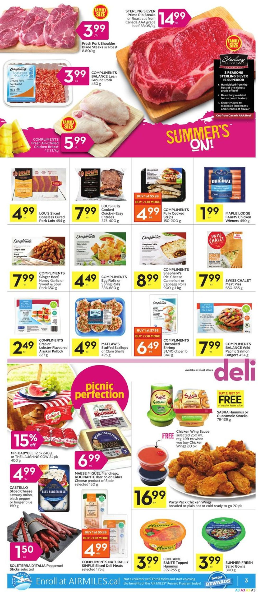 Foodland Flyer - 08/15-08/21/2019 (Page 3)