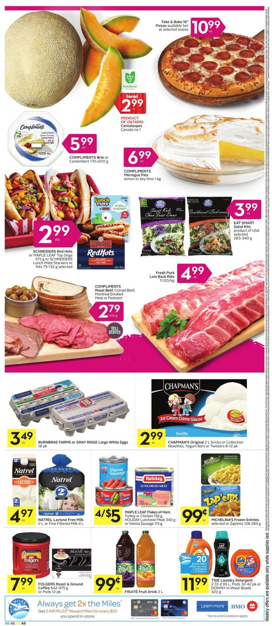 Foodland Flyer - 08/15-08/21/2019 (Page 6)