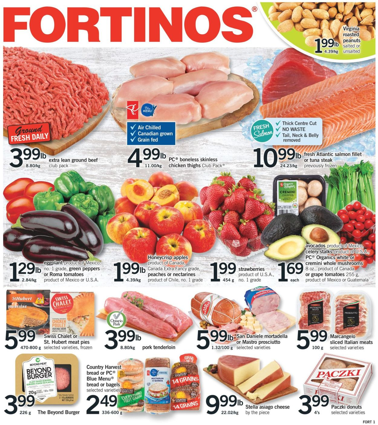 Fortinos Flyer - 02/20-02/26/2020