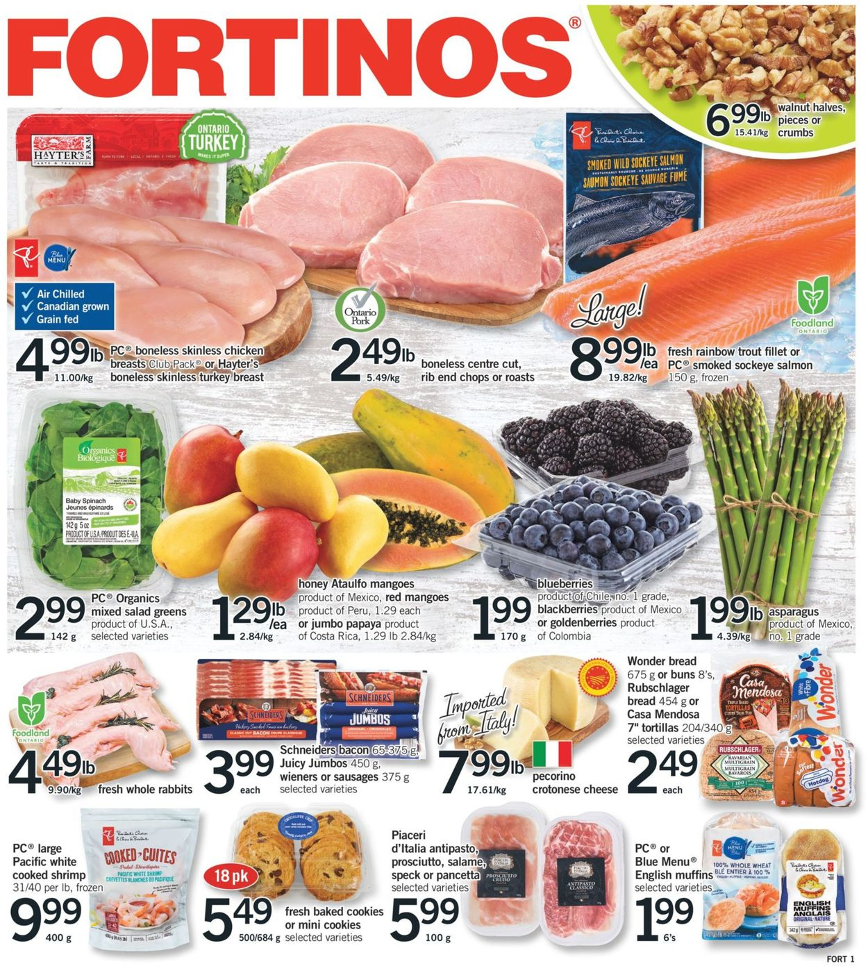 Fortinos Flyer - 02/27-03/04/2020