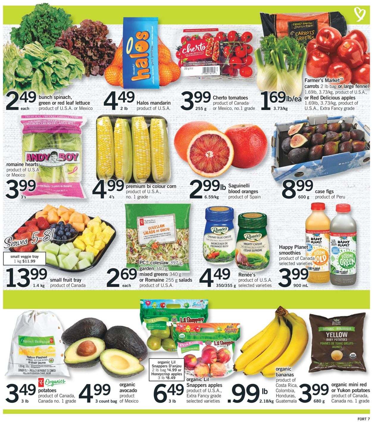 Fortinos Flyer - 03/19-03/25/2020 (Page 8)