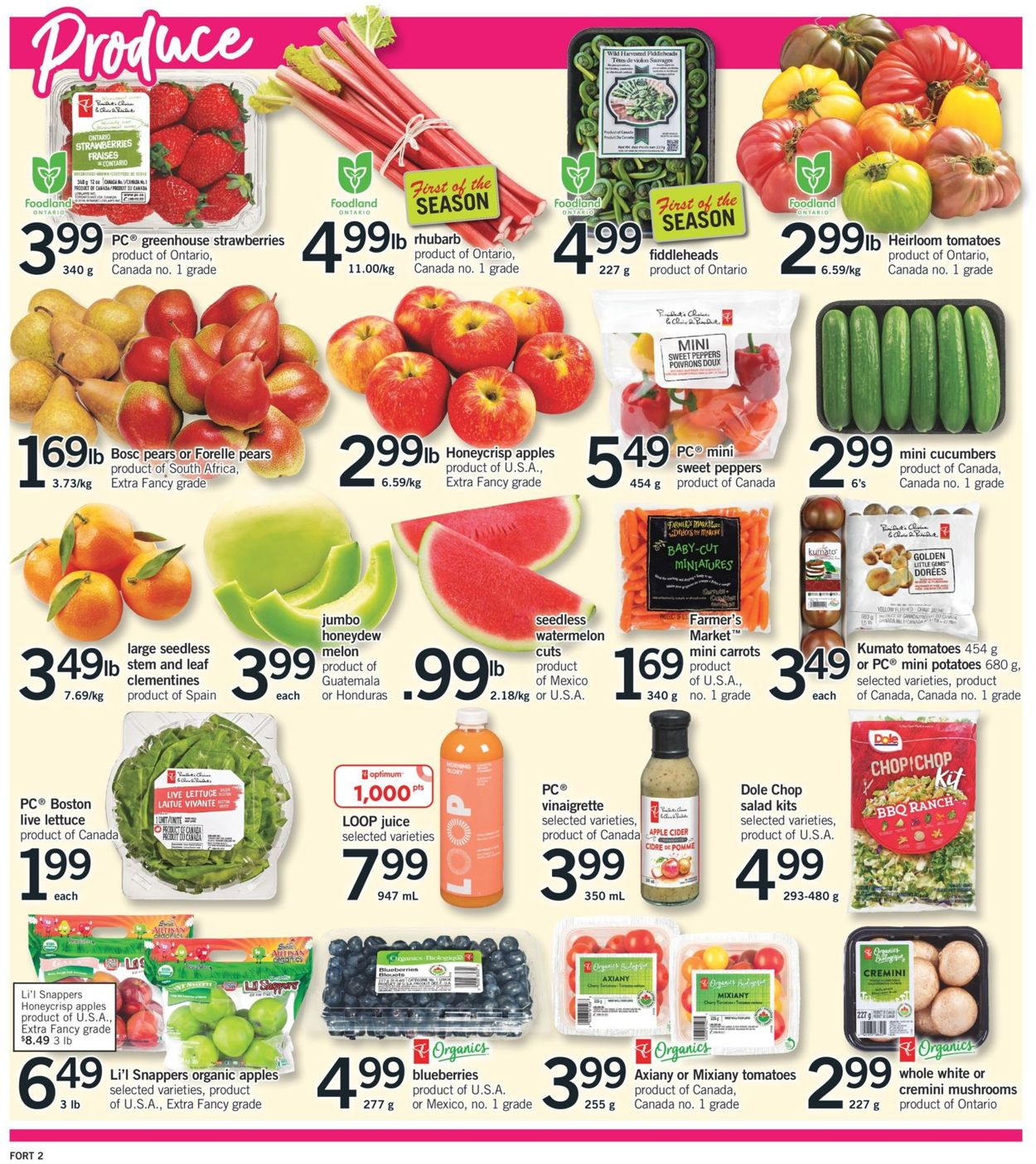 Fortinos Flyer - 05/07-05/13/2020 (Page 3)