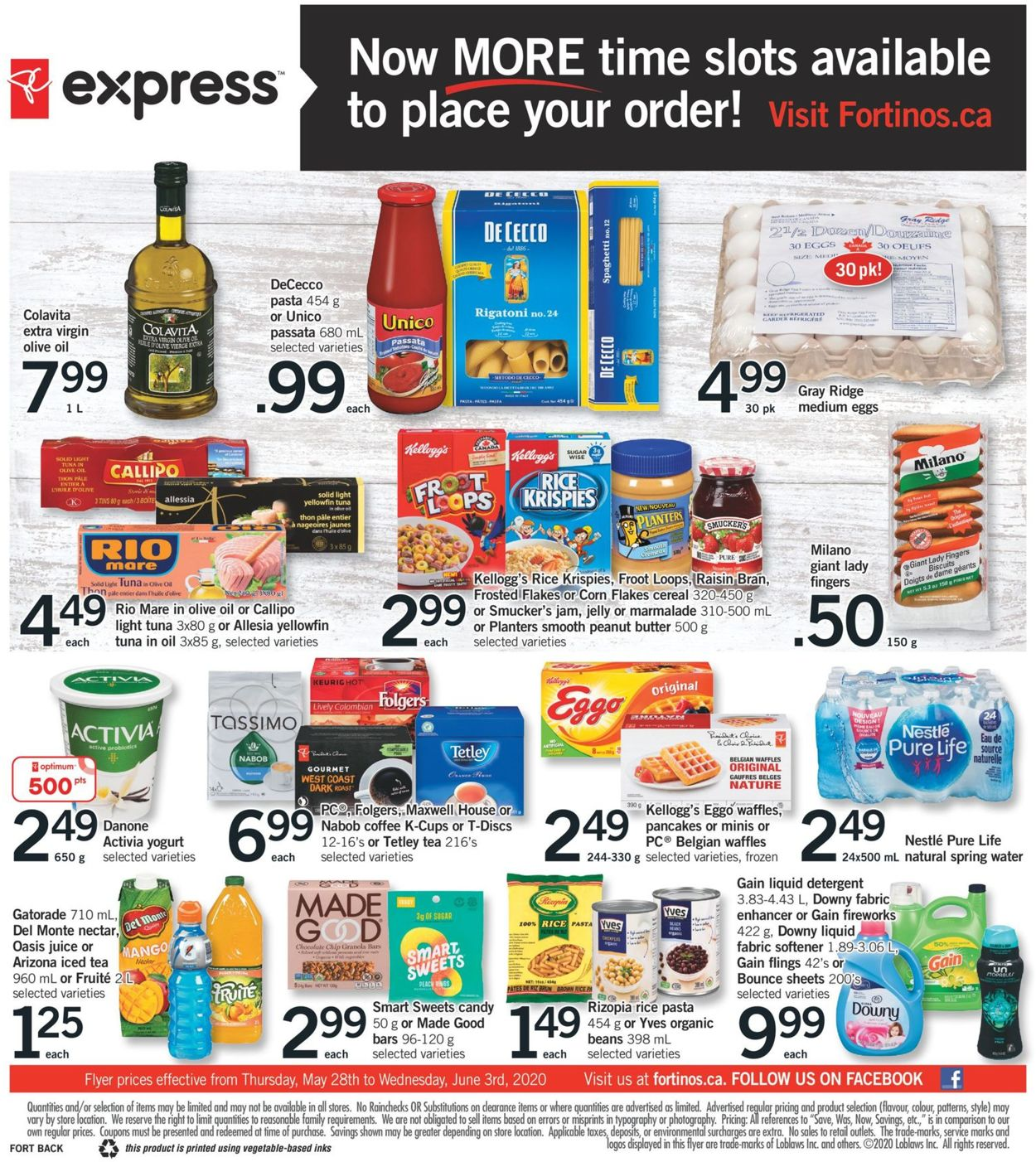 Fortinos Flyer - 05/28-06/03/2020 (Page 2)