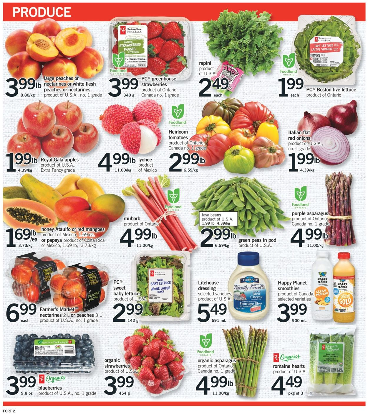 Fortinos Flyer - 05/28-06/03/2020 (Page 3)