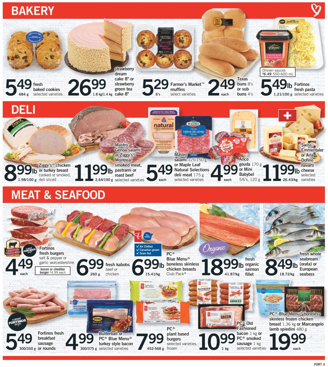 Fortinos Flyer - 05/28-06/03/2020 (Page 4)